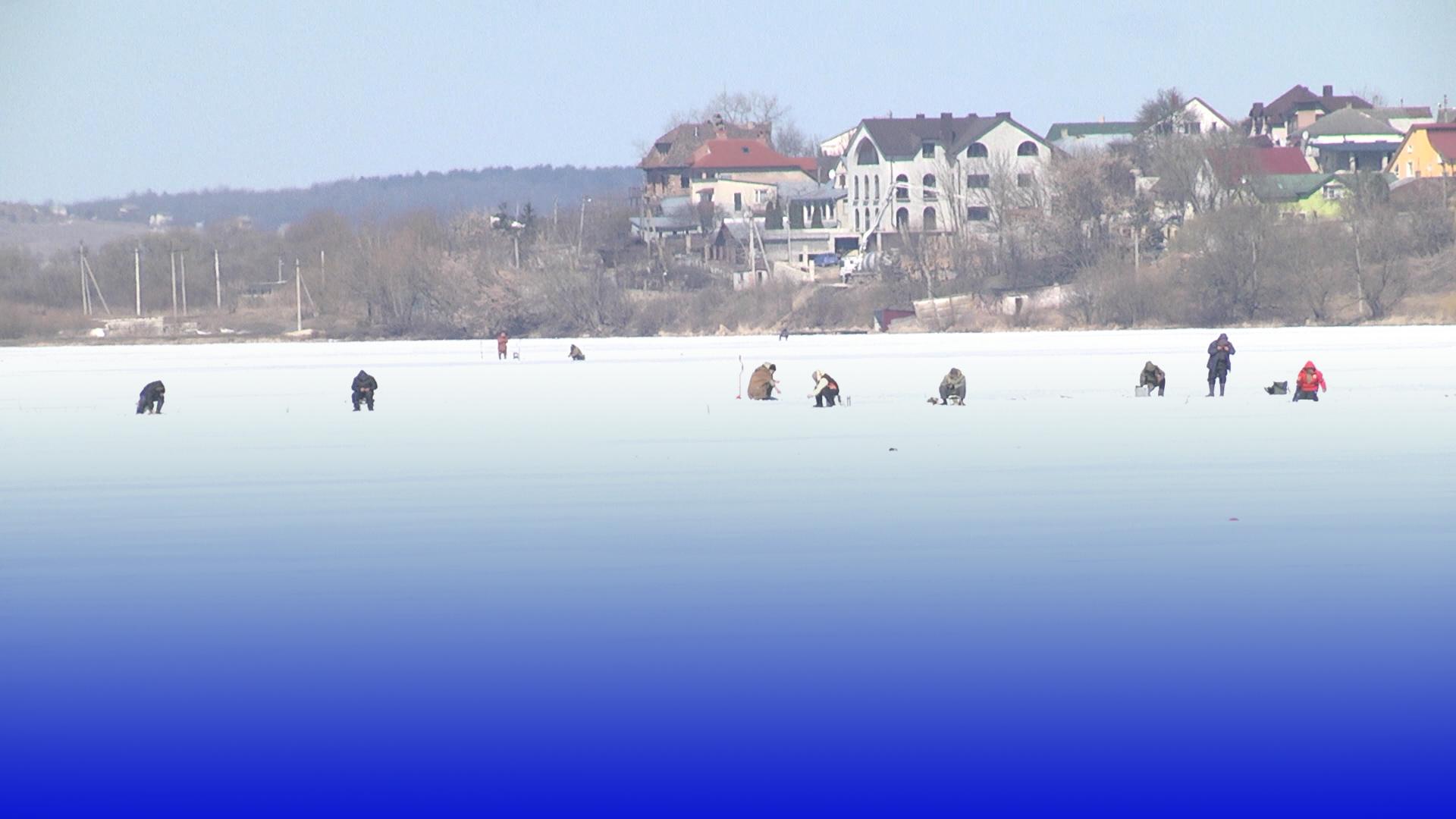 На Тернопільщині з 1-го квітня обмежать вилов риби