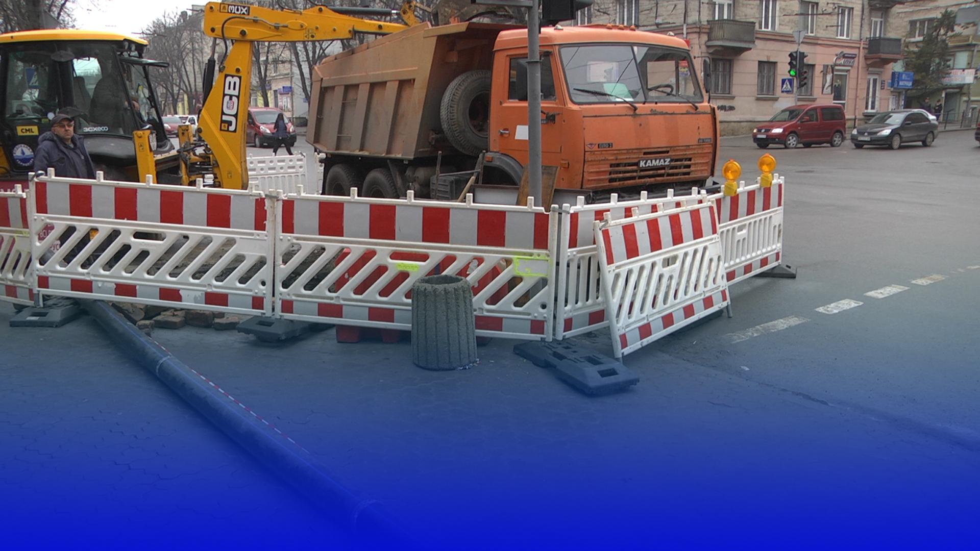В центрі Тернополя 2 дні не буде води