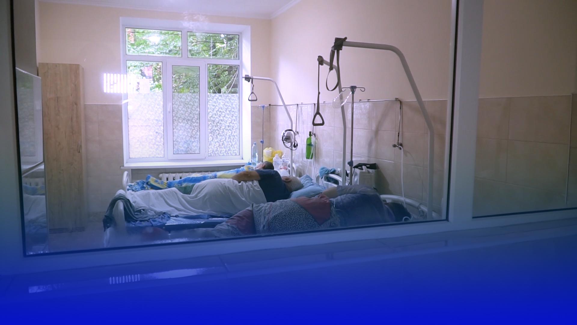На Тернопільщині погіршується  ситуація із кількістю хворих на COVID-19