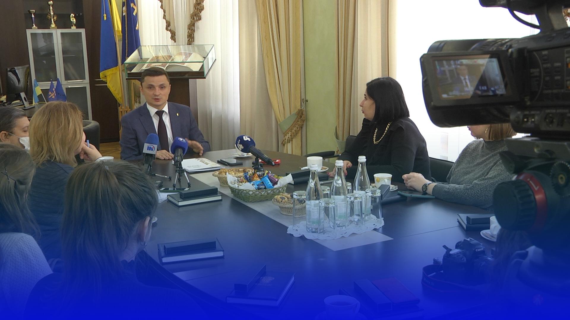 Михайло Головко про пріоритети і перспективи розвитку Тернопільщини