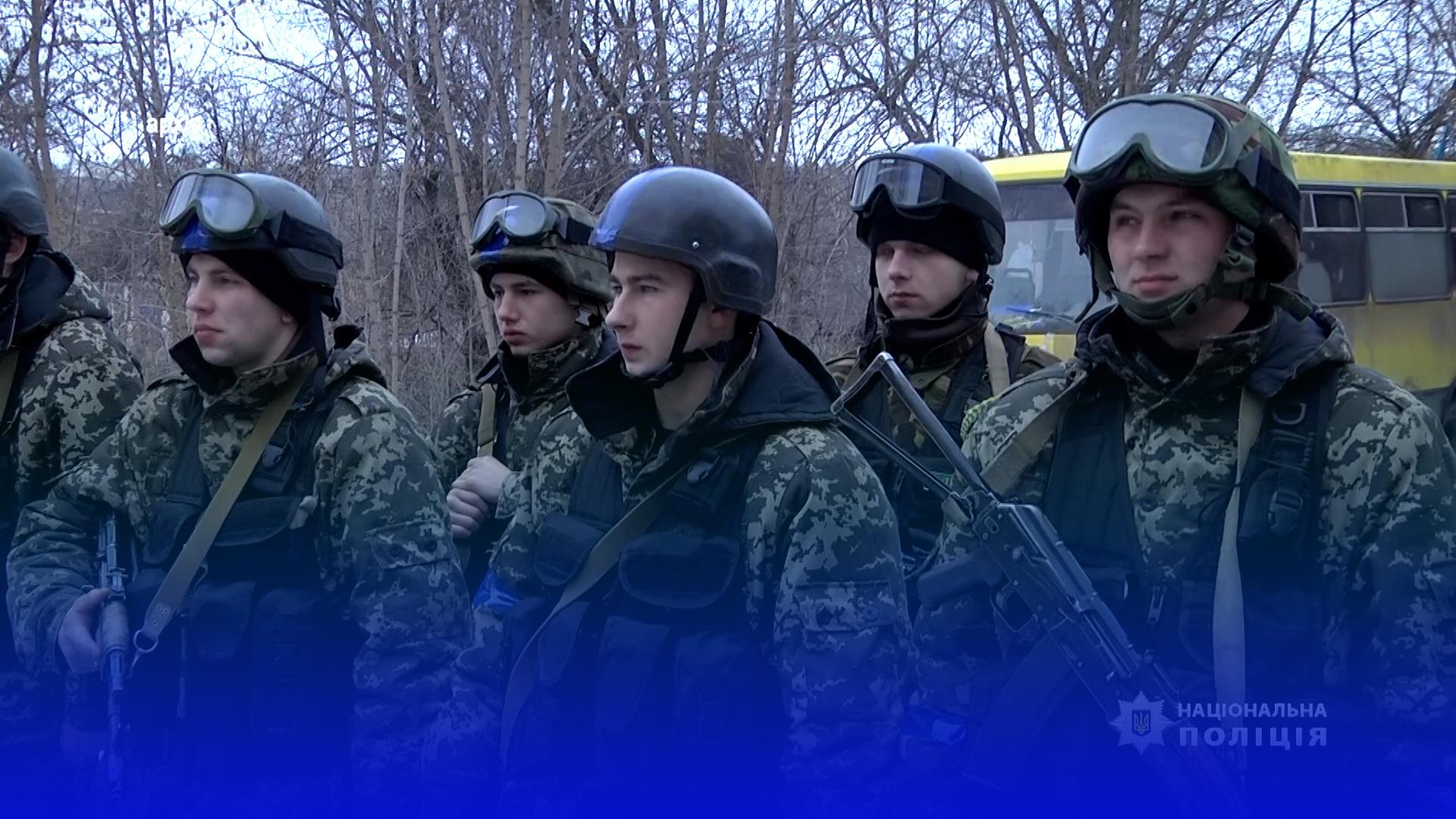 27 березня військові Нацгвардії святкують своє сьоме день народження