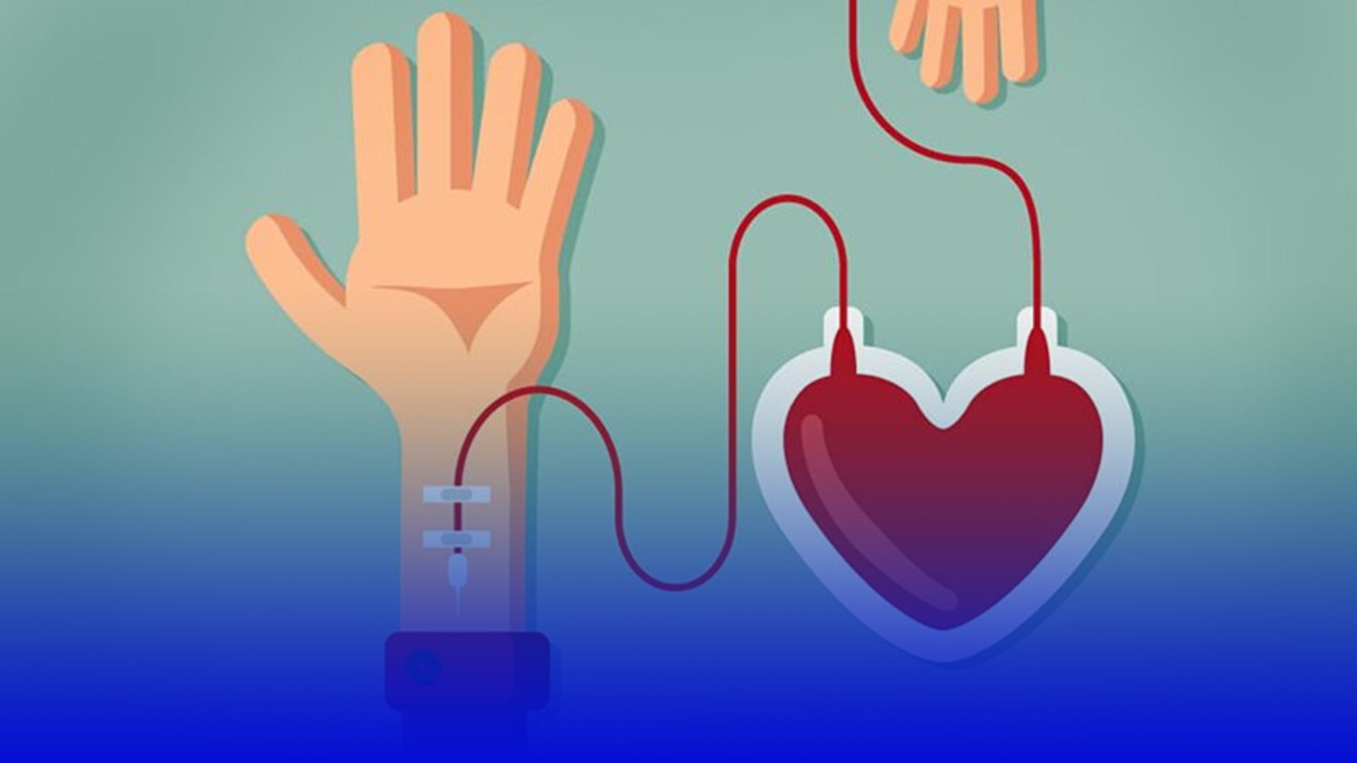 """""""Кров'ю поділись – словом збагатись"""": тернополян закликають стати донорами"""
