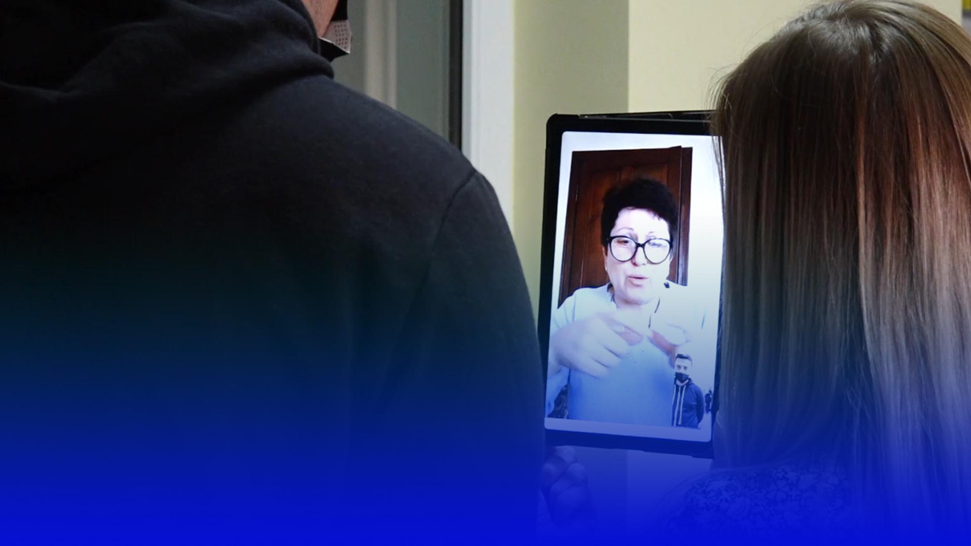Онлайн-сурдоперекладач діє для слабочуючих тернополян у ЦНАПі
