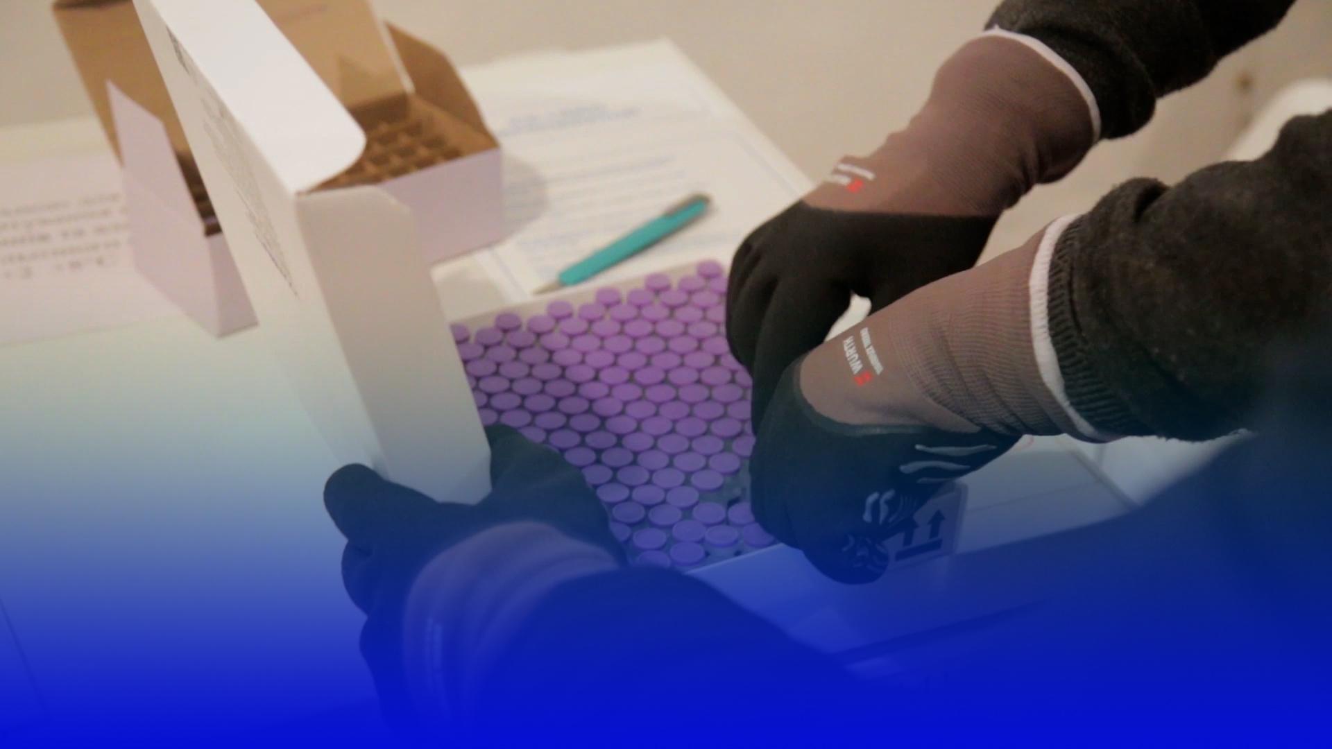 Вакцина Pfizer вже на Тернопільщині: кого щеплять?