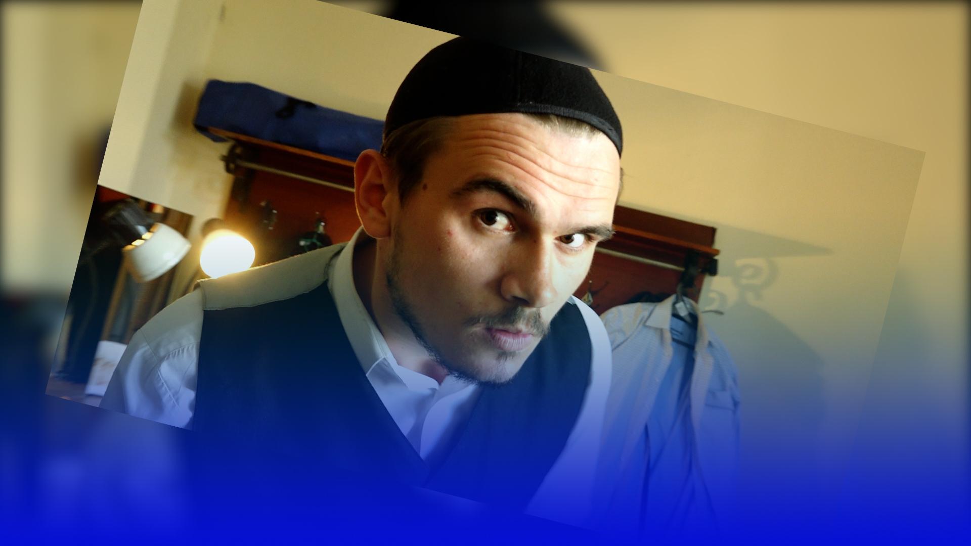 """""""Всі ми євреї"""": актор драмтеатру про свою роль у фотоконкурсі """"Історія поруч"""""""