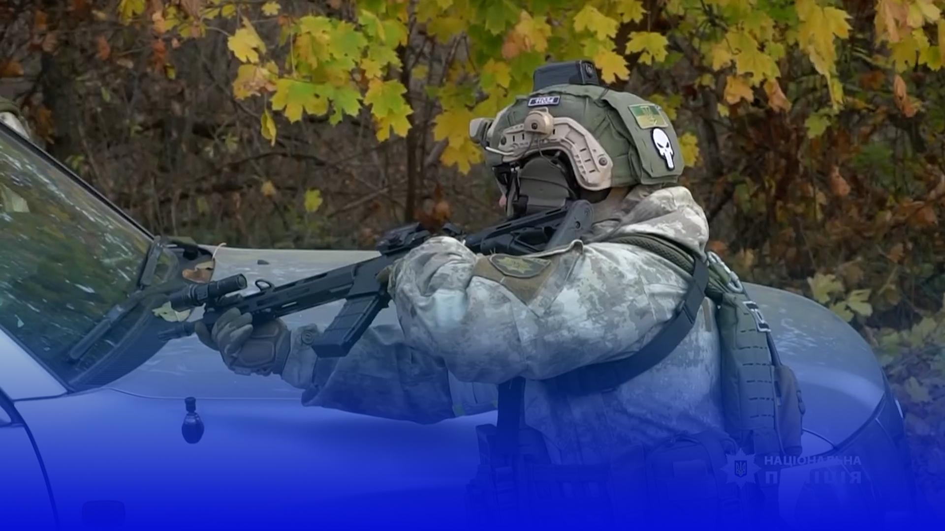 28 квітня через антитерористичні навчання силовики можуть перевіряти авто та документи перехожих