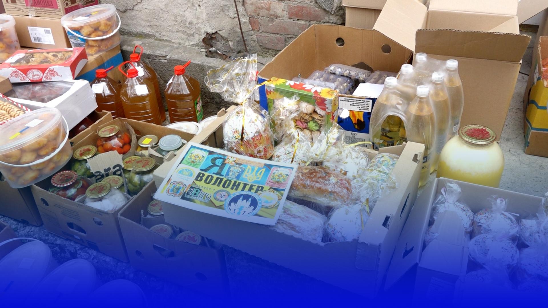 Збирали всією областю: тернопільські волонтери повезли допомогу на передову