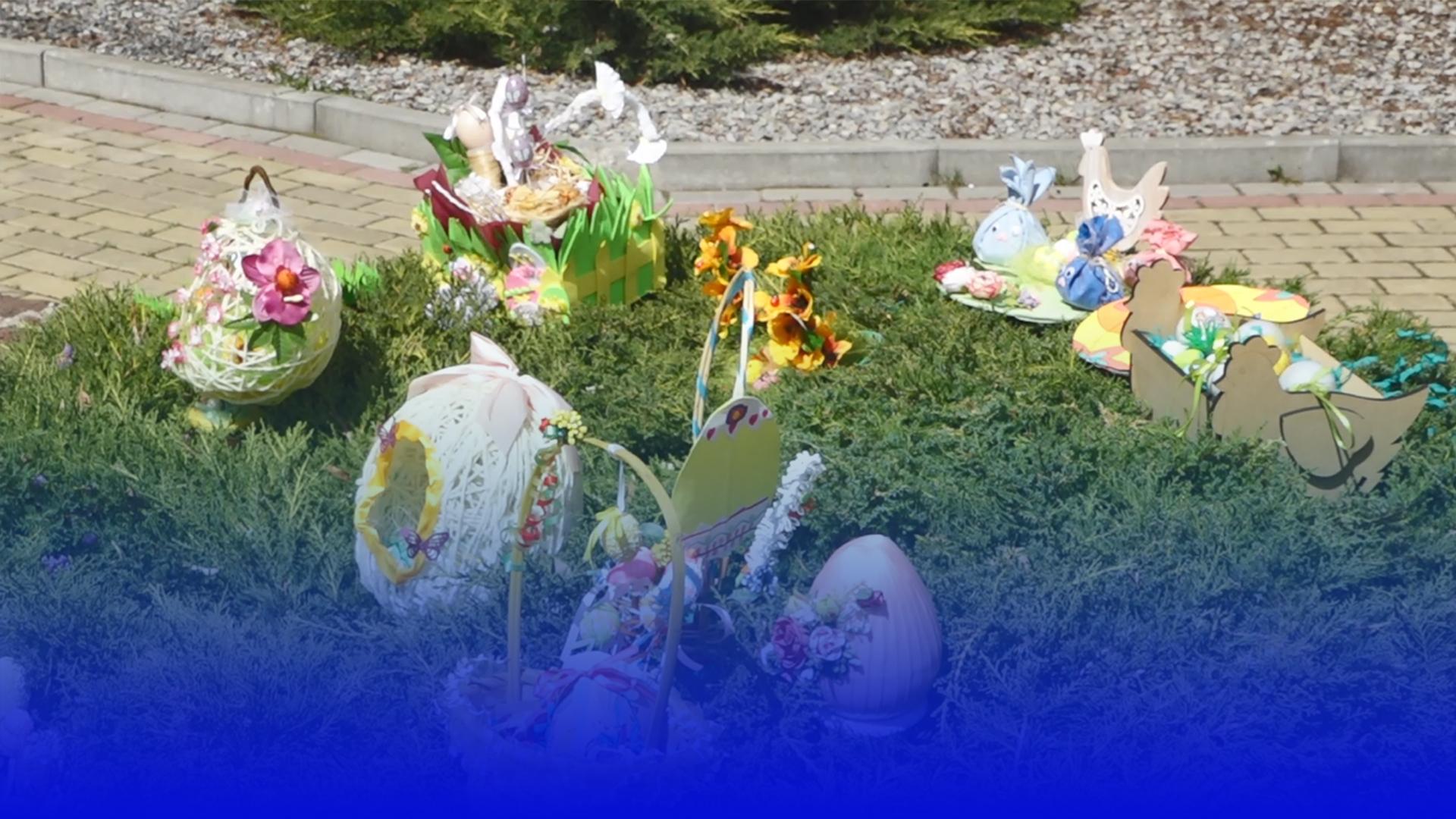 У тернопільському дитсадку № 23 вже готові зустрічати Великдень