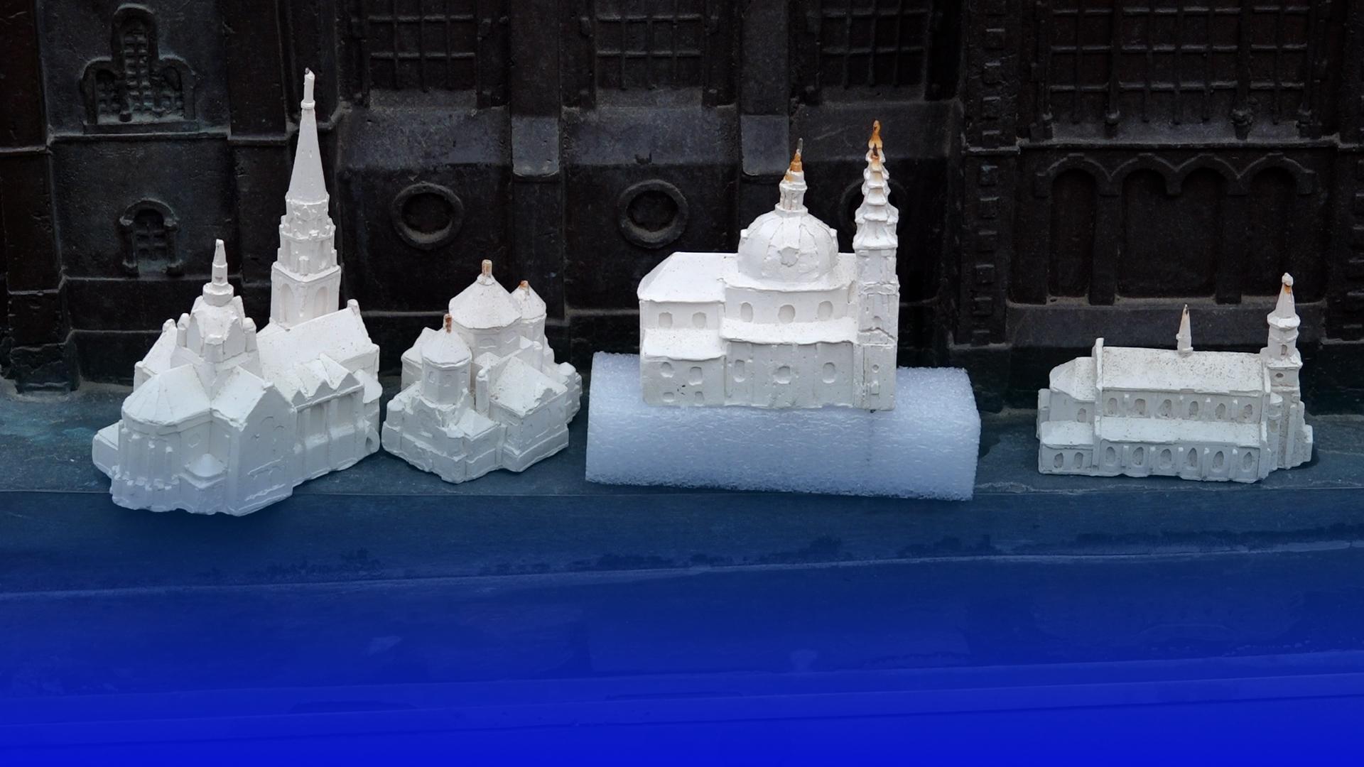 Історія на долоні: тернополяни хочуть створити мініатюрні копії зруйнованих будівель