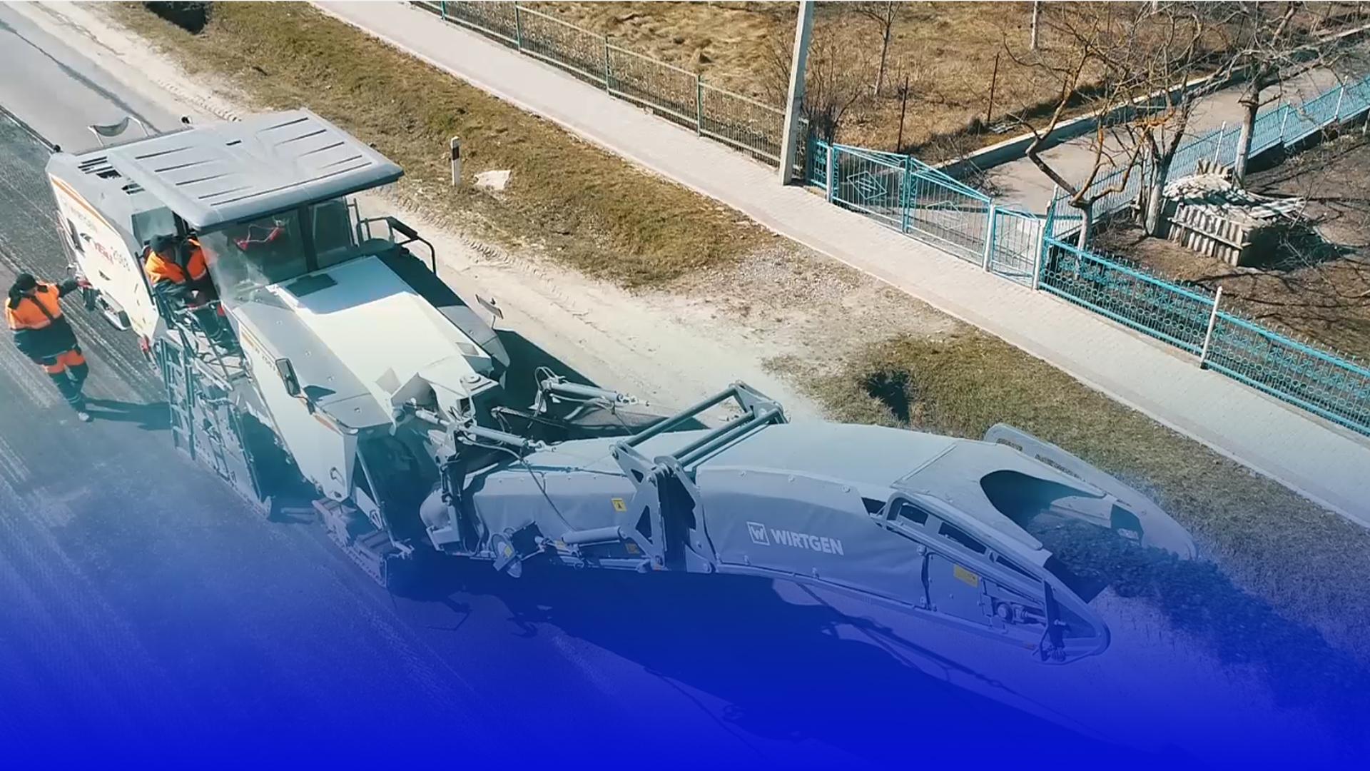5 доріг та 9 мостів цьогоріч ремонтують на Тернопільщині