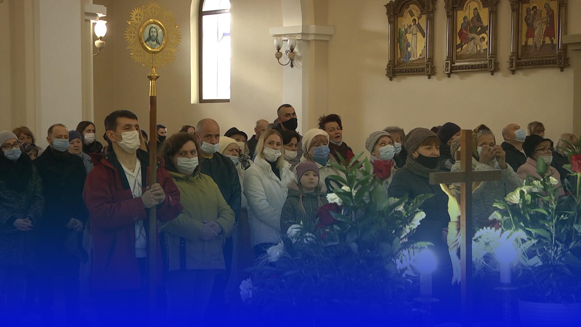 Благовіщення-2021: особливоcті відзначення свята у Тернополі