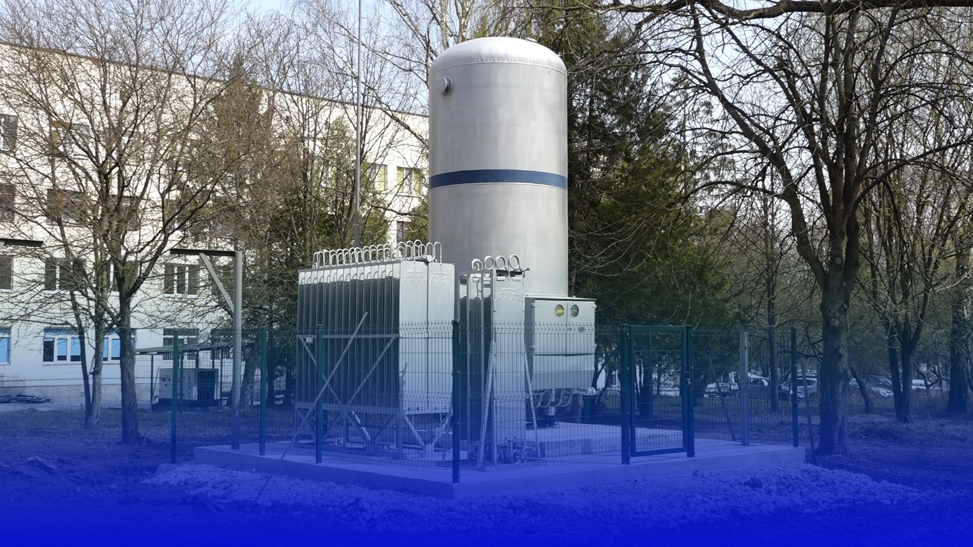 Кисневі балони, концентратори, генератори: у Тернопільській лікарні №2 перевірили готовність лікувати інфікованих