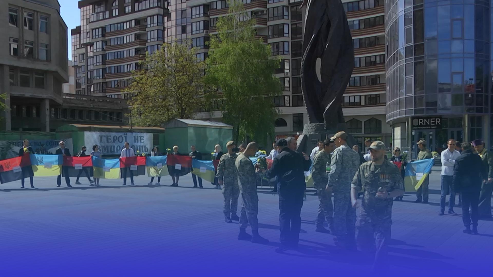 День героїв: історії тернопільського військового та 24-річного рятівника