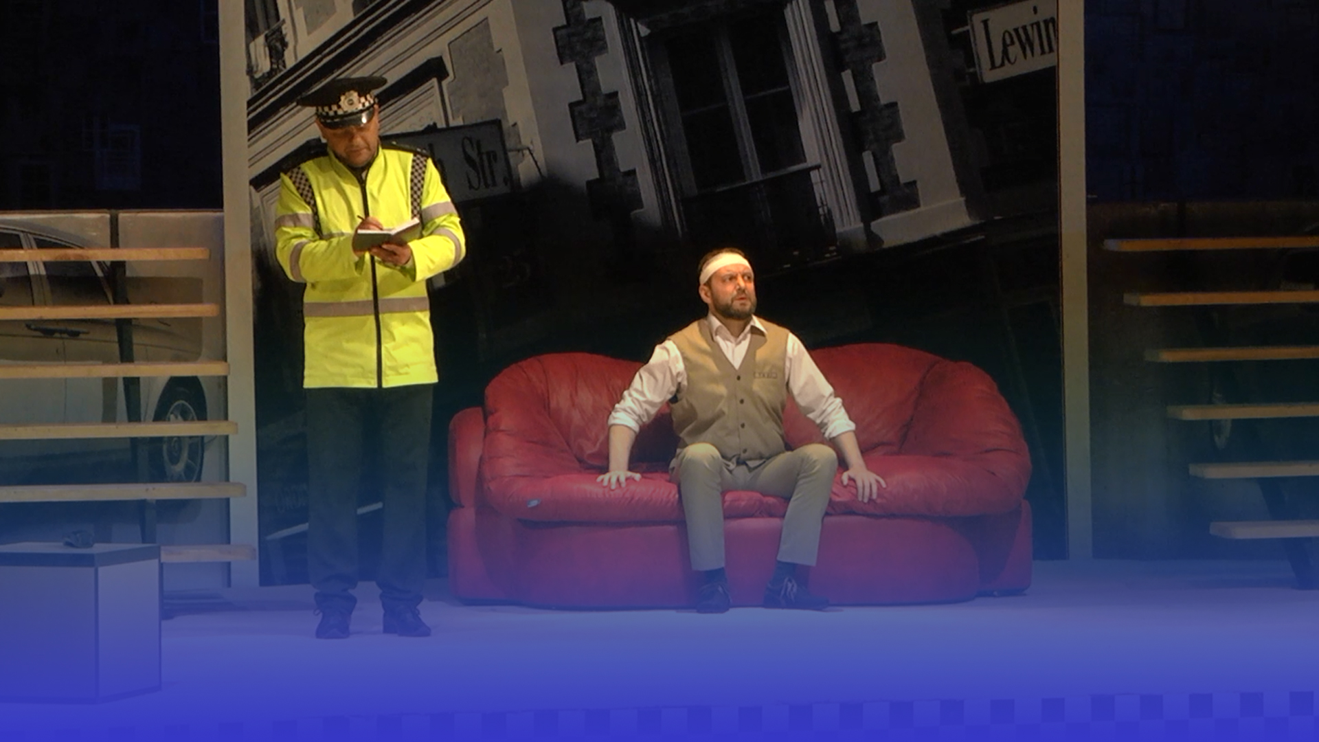 """""""Занадто одружений таксист"""" запрошує тернополян у драмтеатр"""