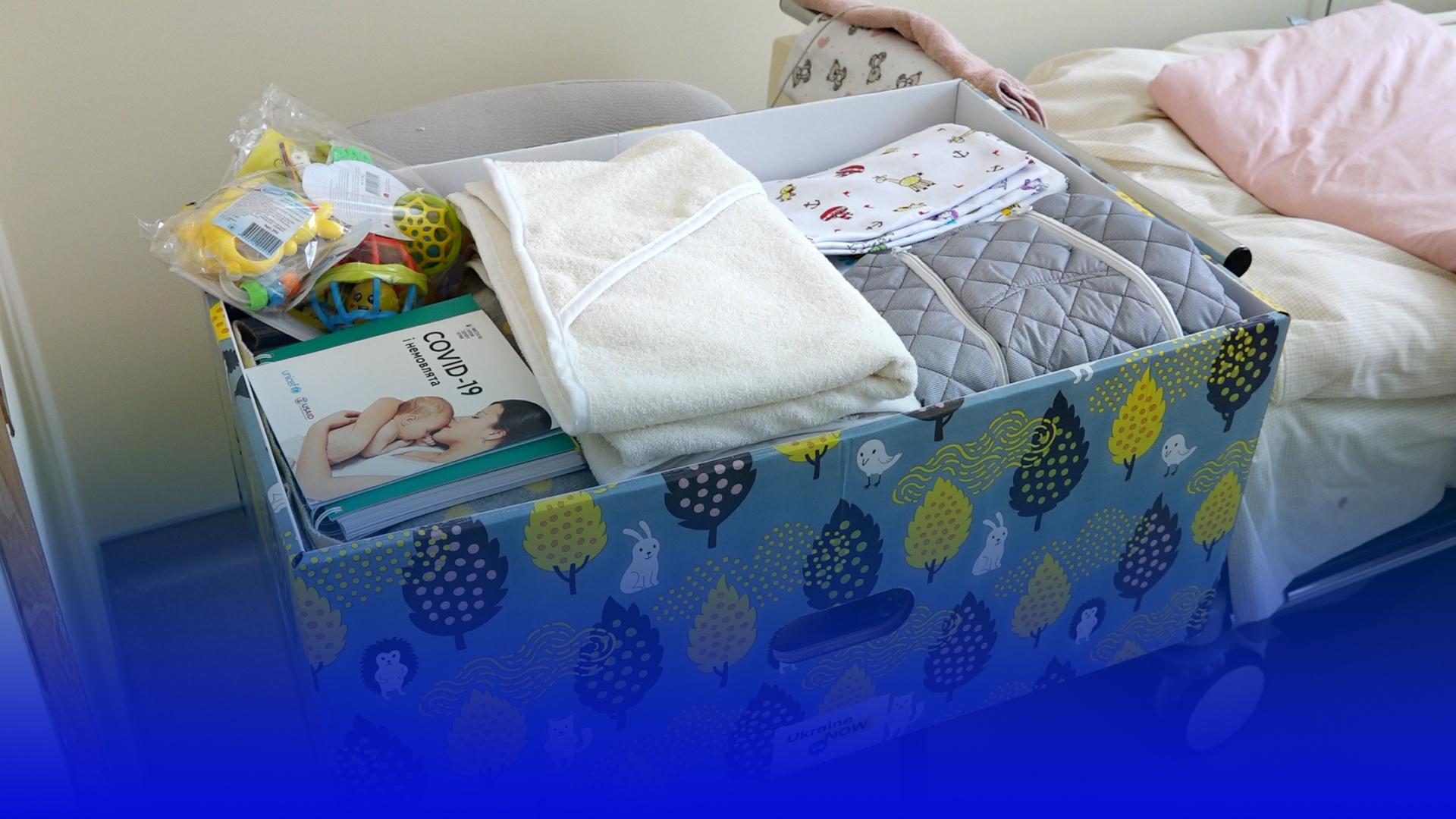"""""""Бебі-боксів"""" знову немає: батьки Тернопільщини замість пакунків малюка отримають гроші"""