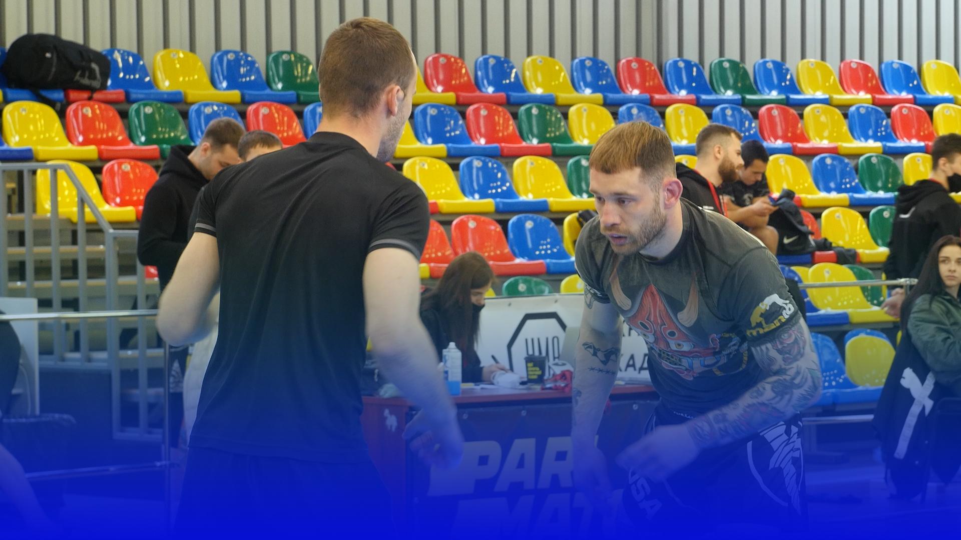 """Вперше у Тернополі відбувся Всеукраїнський турнір з джиу-джитсу """"Uma cup jiu-jitsu"""""""