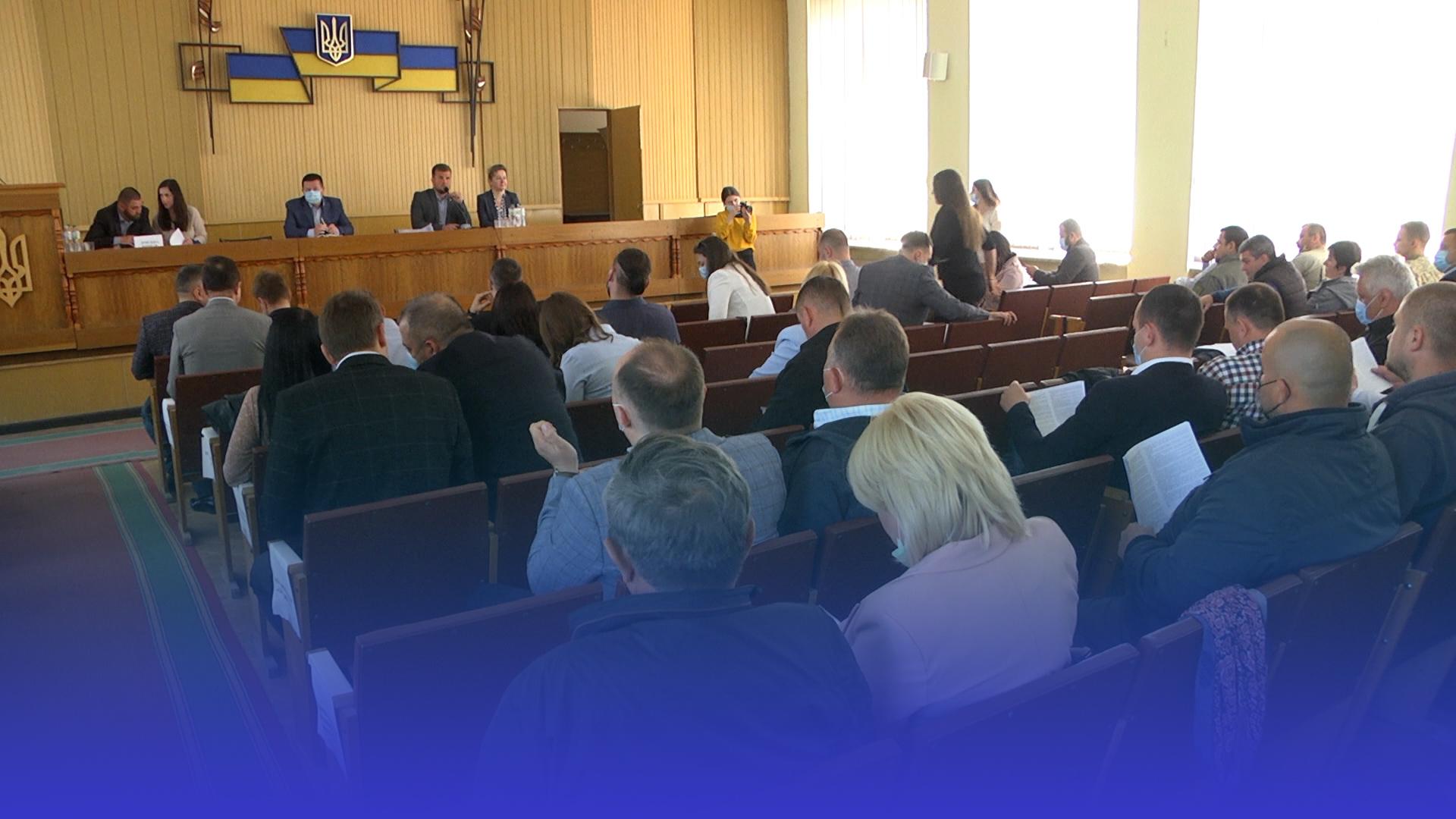На сесії Тернопільської райради музею російсько-української війни у Збаражі дали нове приміщення