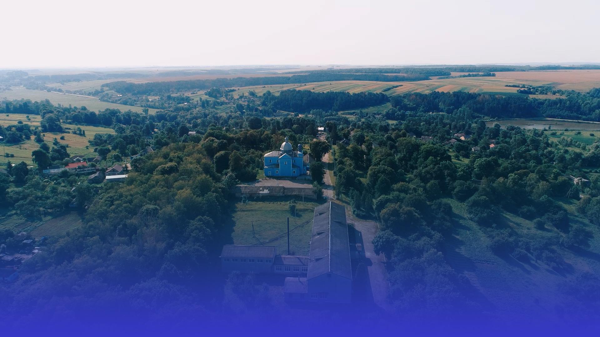 Замок та старовинна церква: незвідані місця Лопушенської громади