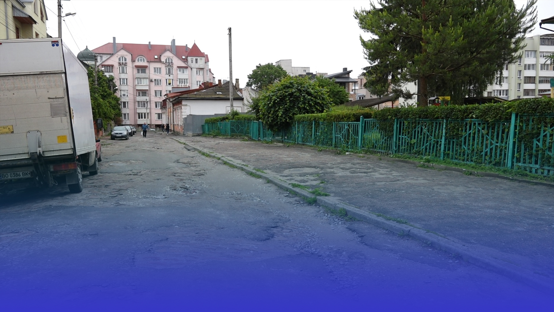 Дорогу поблизу садочка №25 у Тернополі таки відремонтують? На виконкомі розглянули відповідну петицію