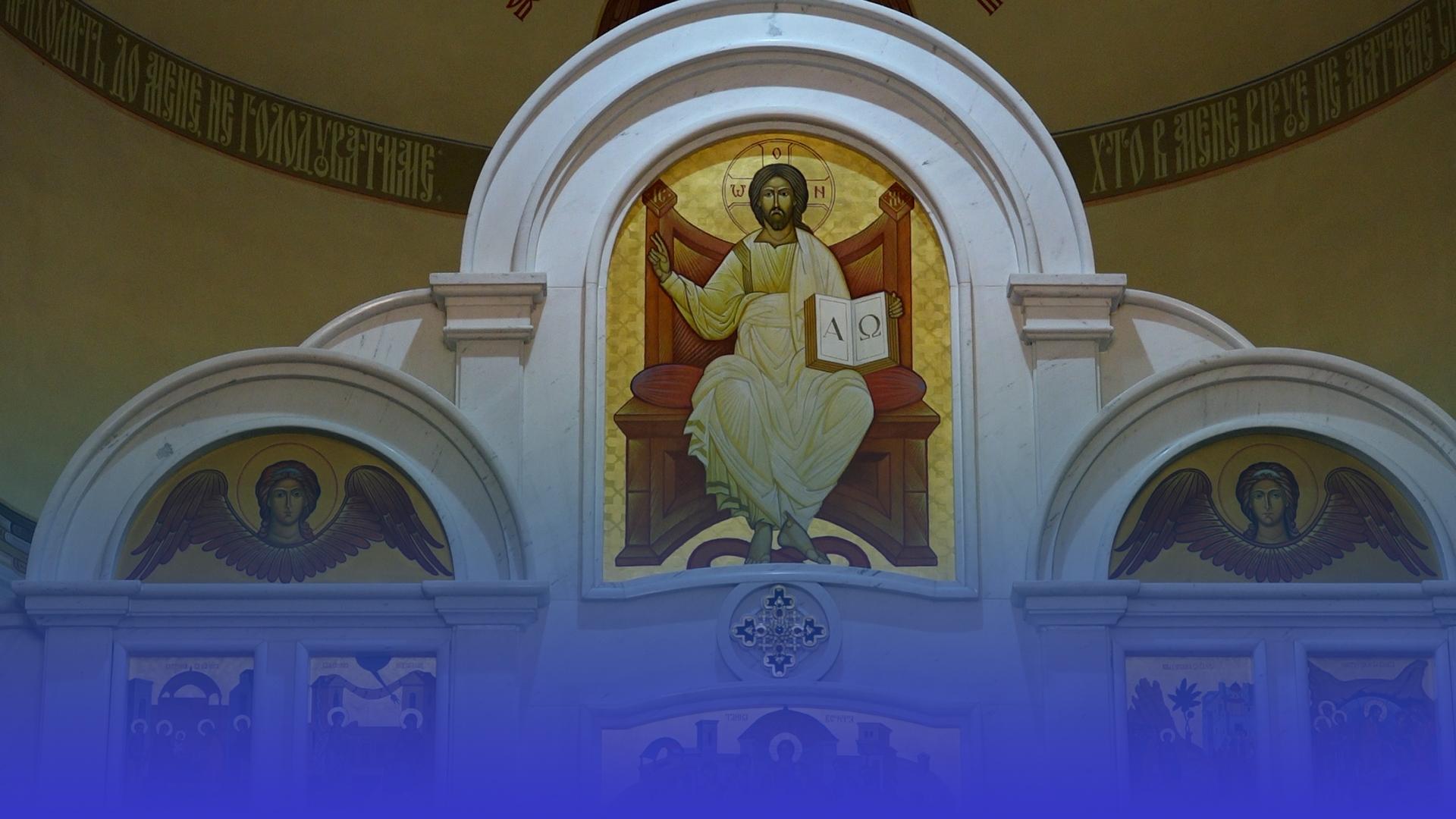 20 років реставраційних робіт: у Заліщиках повністю оновили і розмалювали храм