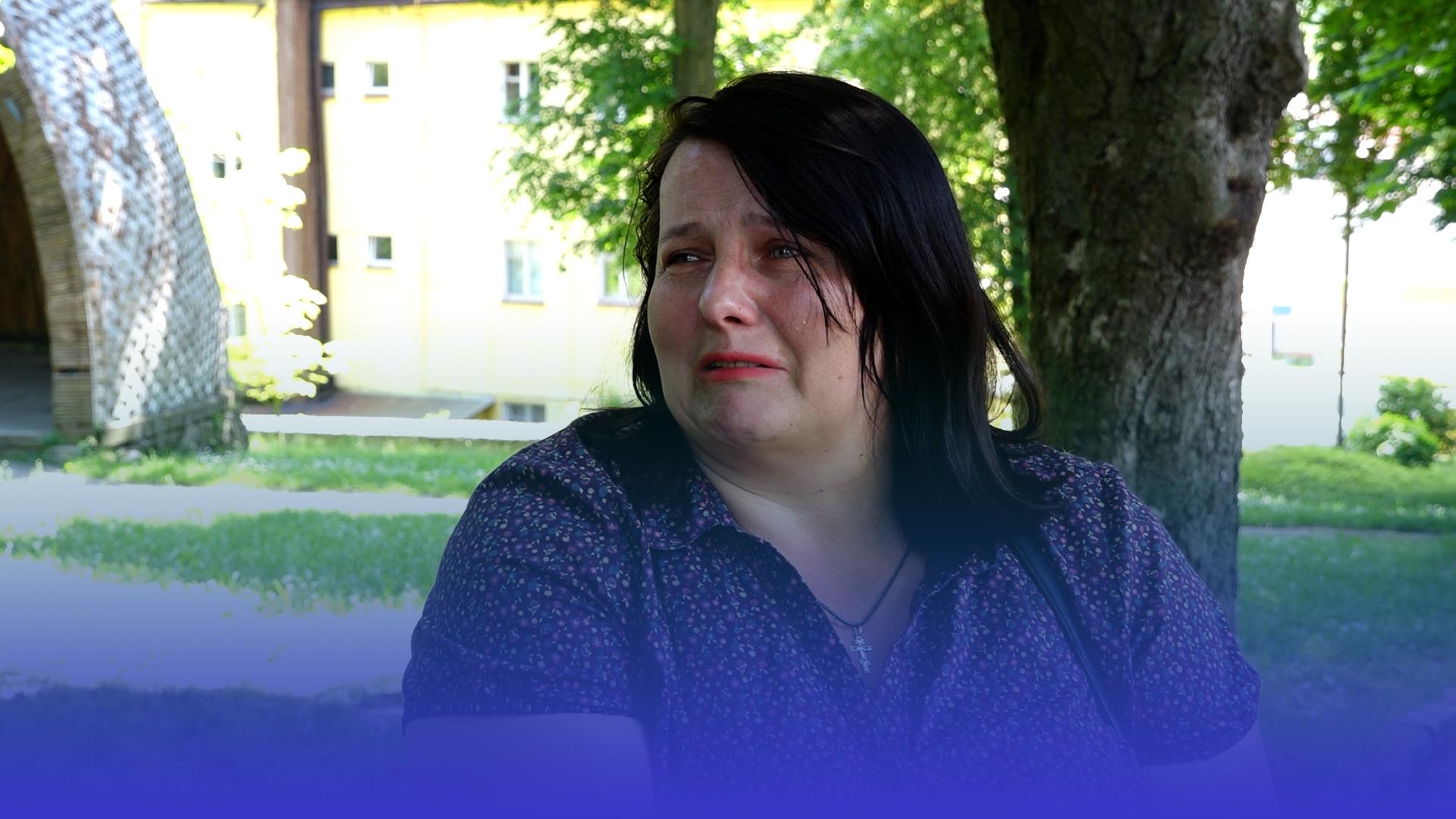 На очах у дітей чоловік роками бив дружину: суд виніс вирок жителю Почаєва