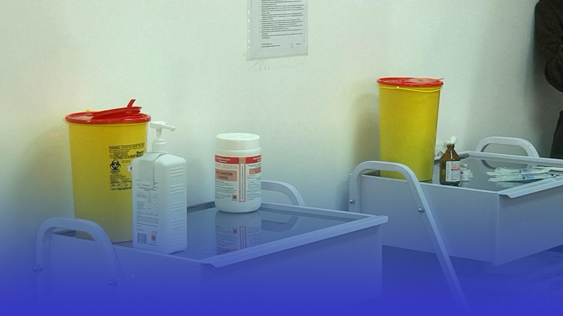 У Тернополі на вихідних працюватиме тимчасовий центр масової вакцинації