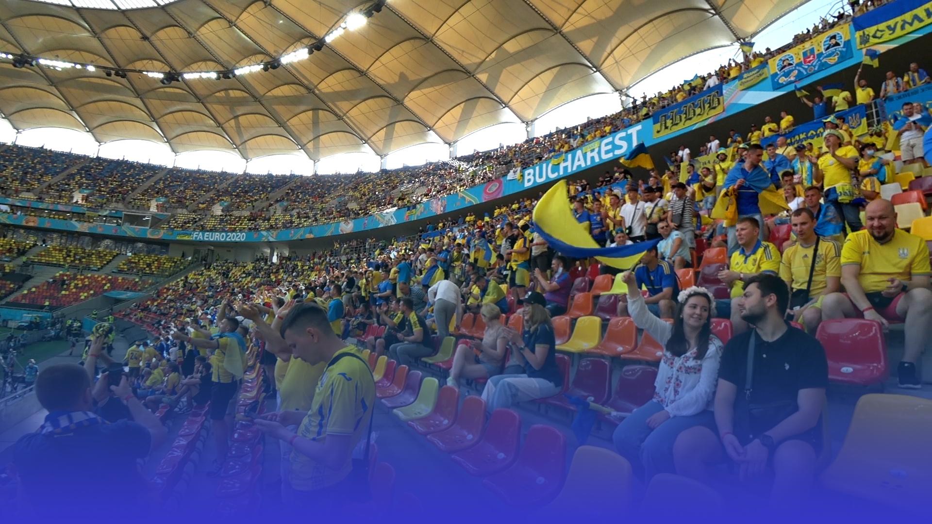 Радість, розчарування і вихід в 1/8: тернопільські вболівальники про емоції на іграх збірної на ЄВРО-2020