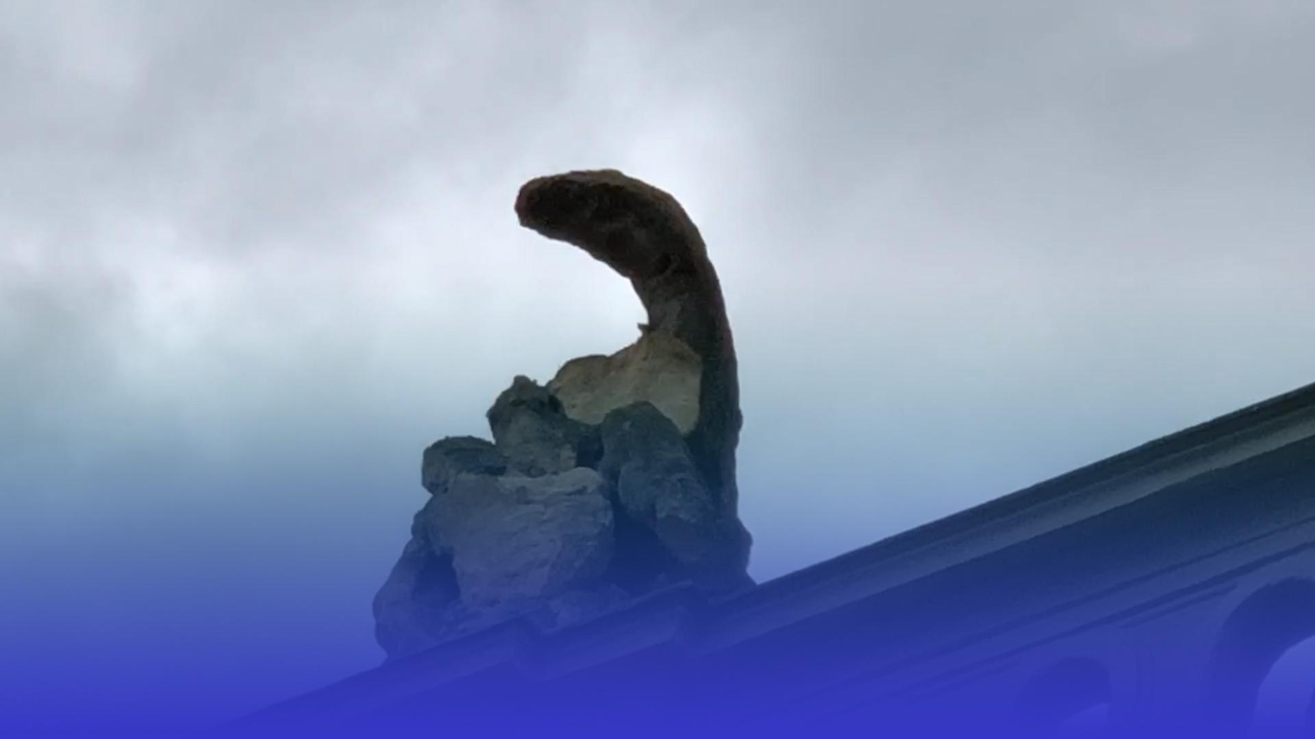 Пошкоджена остання скульптура Пінзеля: трісла 14-та статуя на Бучацькій ратуші