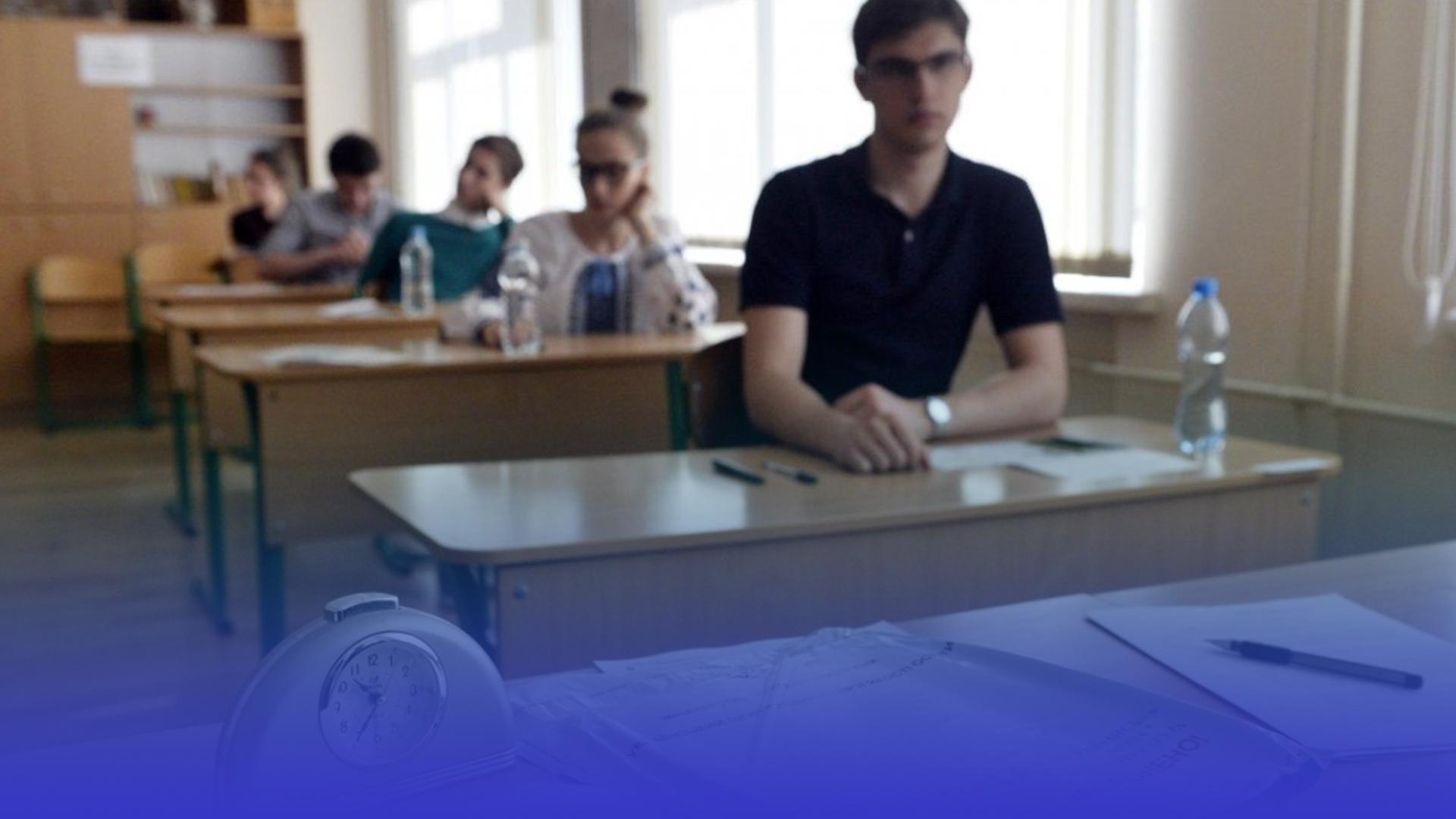 Шпаргалки і телефони: під час ЗНО з української мови та літератури у Тернополі порушували правила