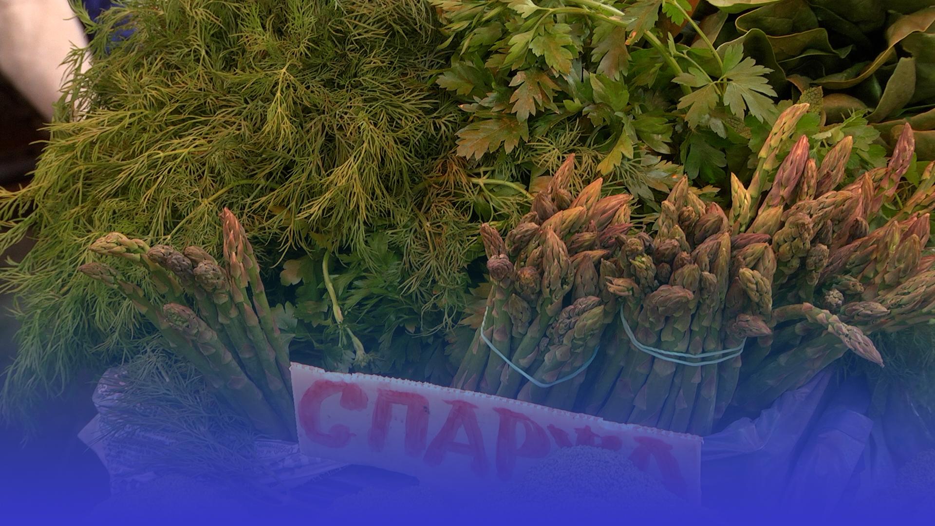 Вітаміни чи тренд сезону: вартість спаржі на тернопільському ринку