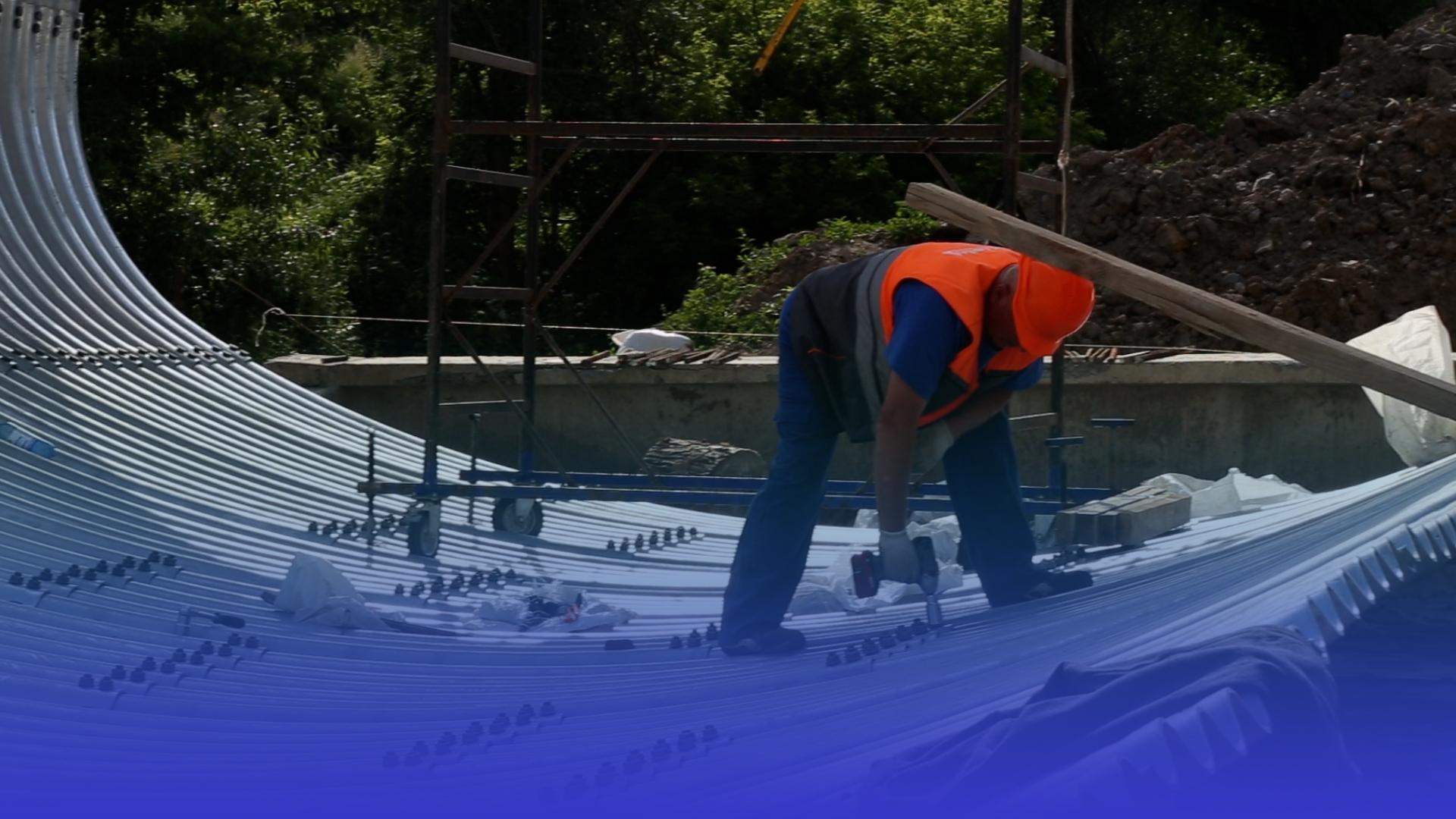 Міст у селі Струсів обіцяють відкрити для проїзду в серпні