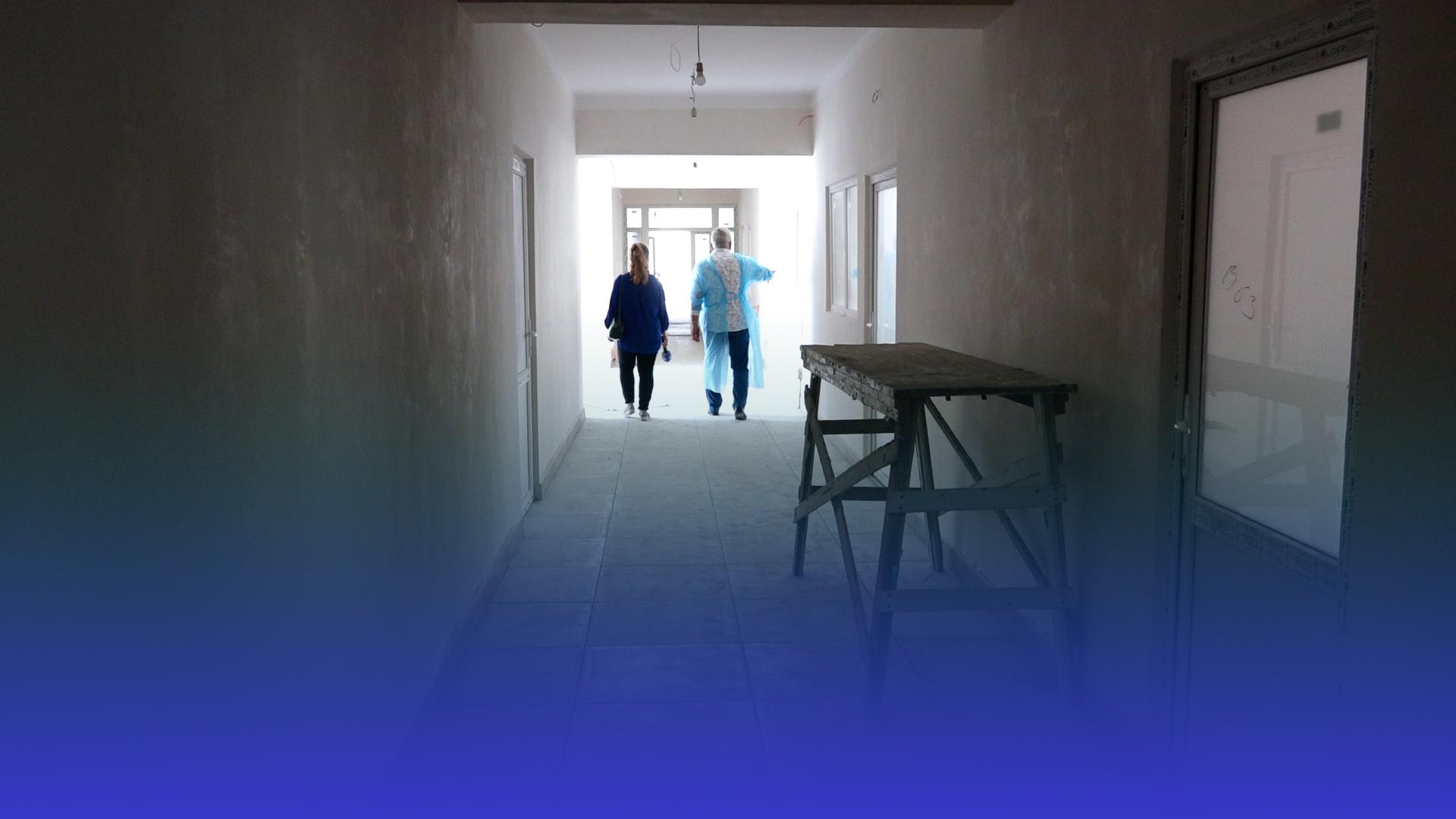 Перше в області: у Козівській районній лікарні відкриють відділення для лежачих хворих