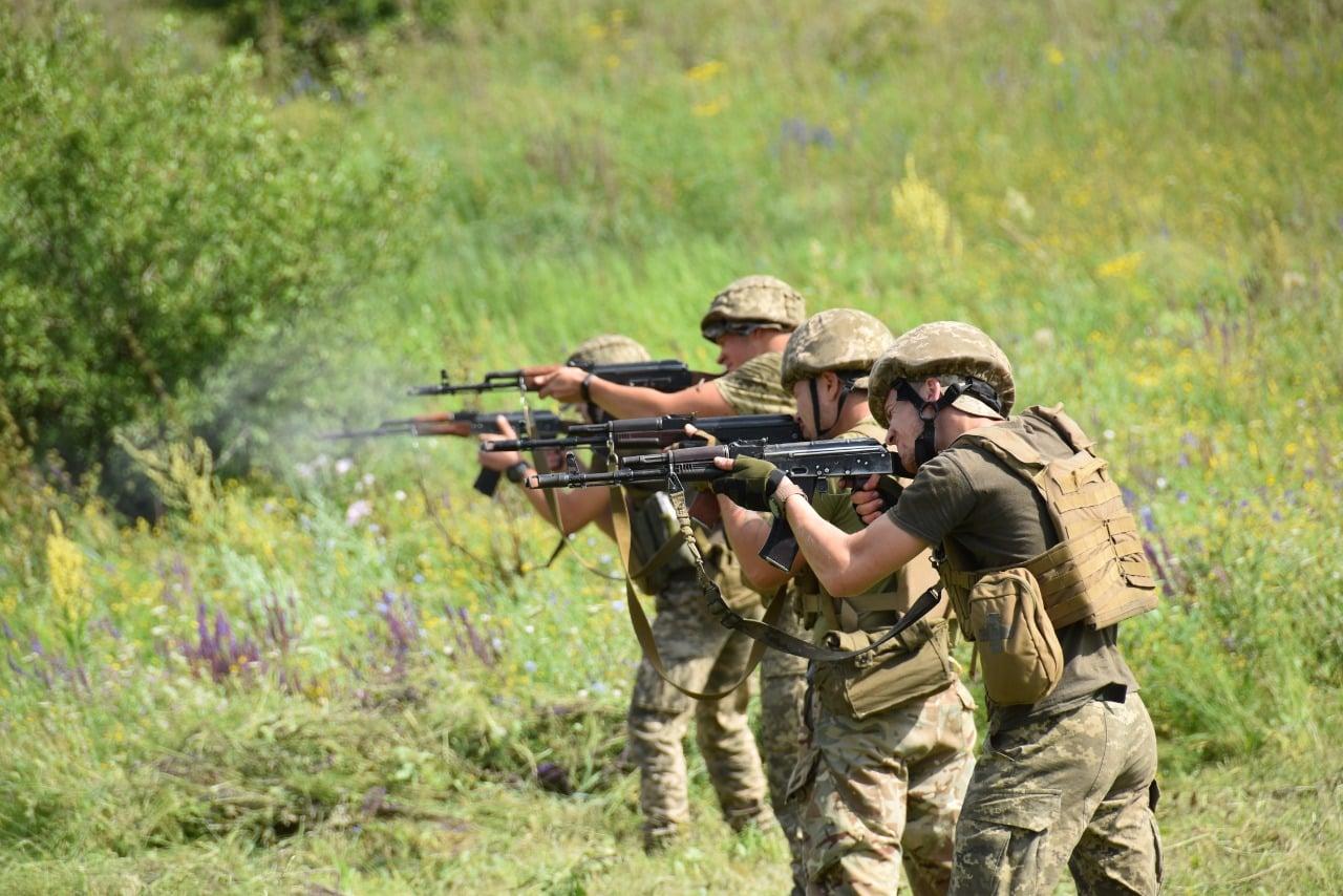 6 порушень режиму припинення вогню на Донбасі