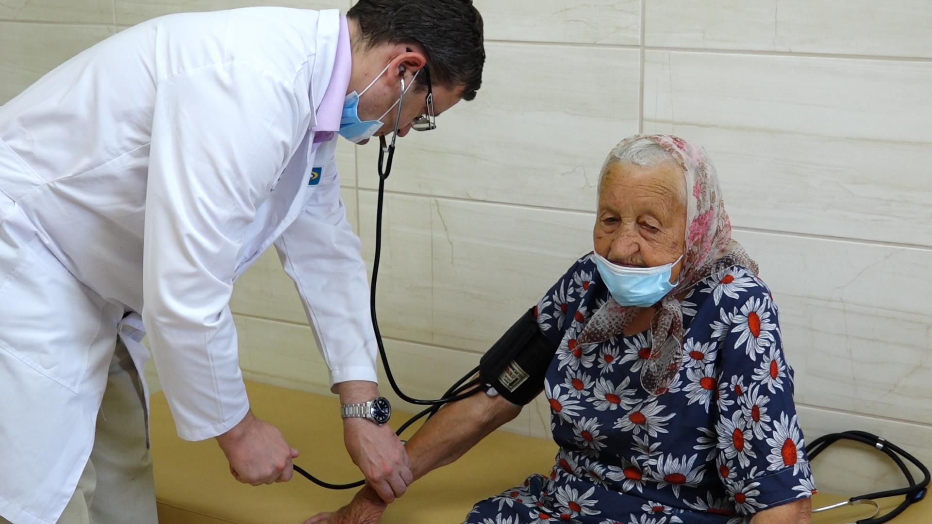 Дбати та лікувати: паліативне відділення відкрили у Малашівцях