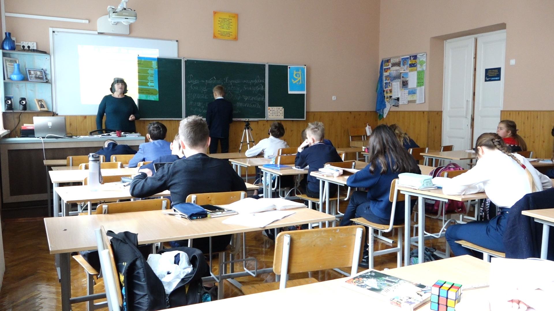 Онлайн чи за партами: в якому режимі навчатимуться школярі Тернопільщини