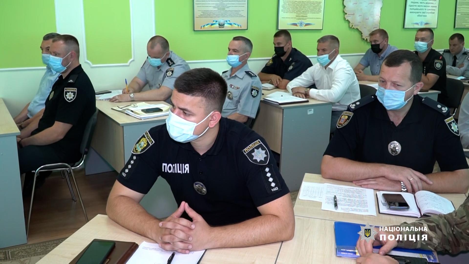За пів року поліцейські Тернопільщини працювали з 3,5 тис кримінальних справ