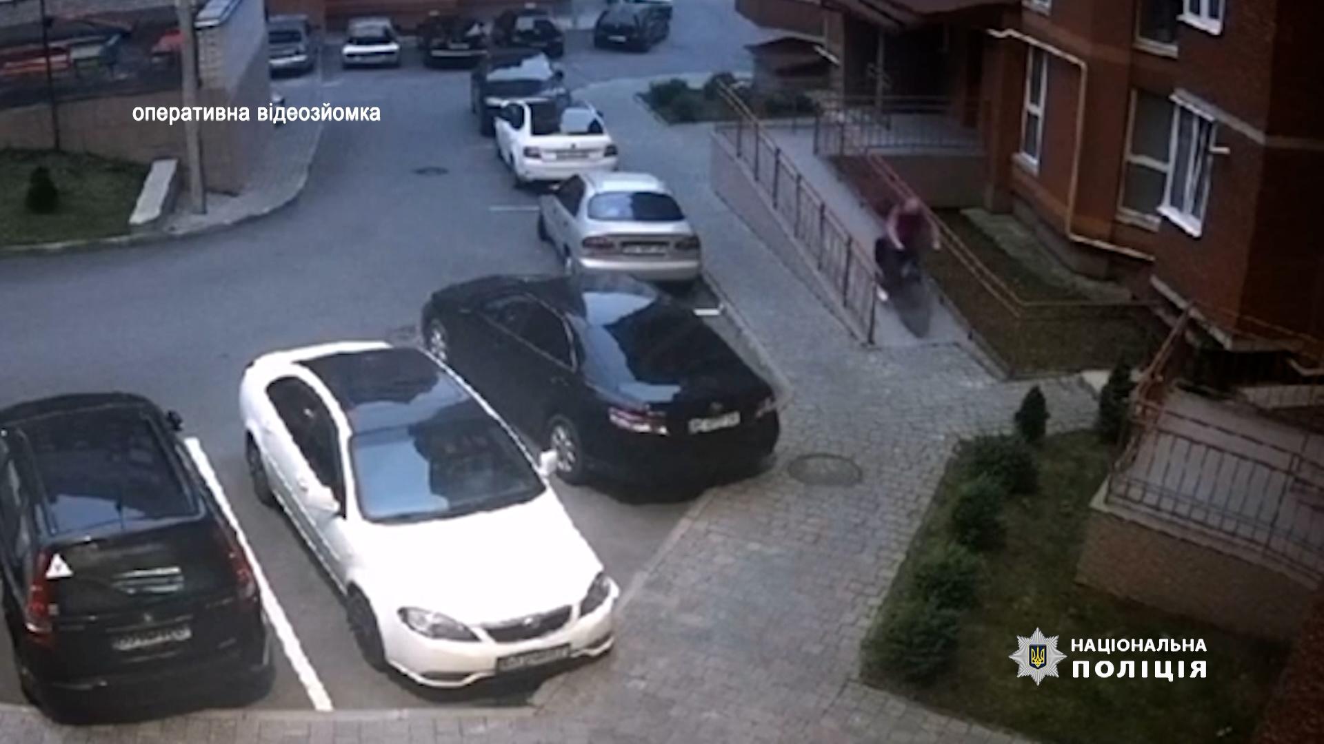 Оперативники Тернополя впіймали велосипедного злодія