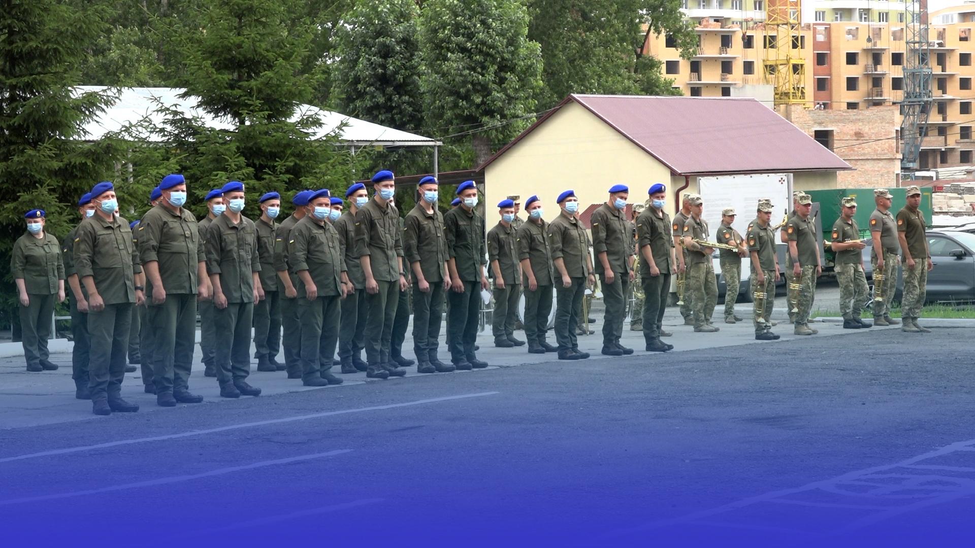 Слова подяки і вручення грамот: у Тернополі святкують 29-річчя другої Галицької бригади