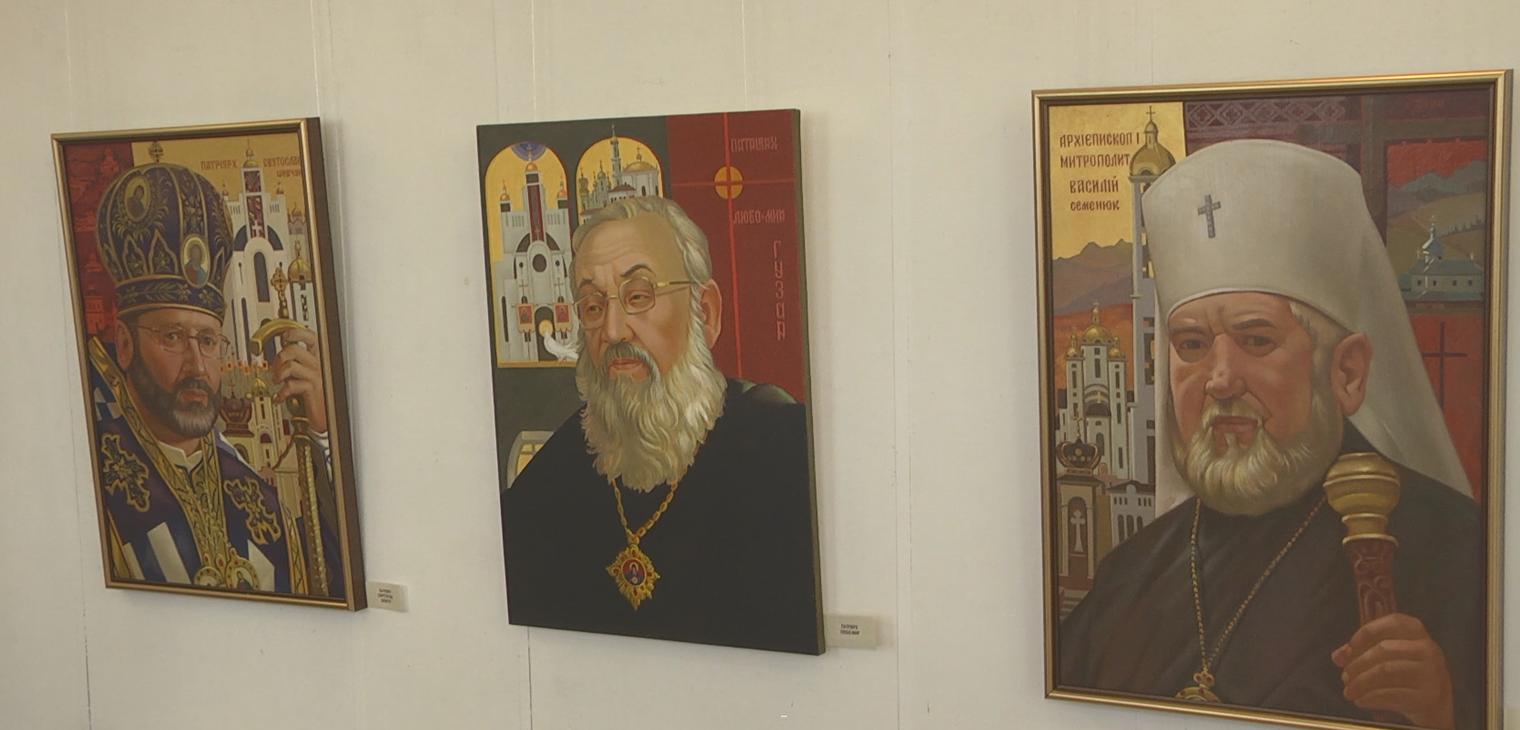 70 картин Богдана Ткачика з нагоди 70-річчя презентували у Тернополі