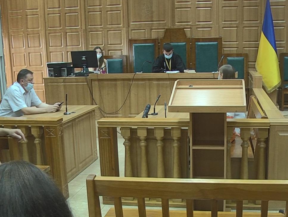 Чоловік, який збив дитину у селі Прошова на Тернопільщини сяде за ґрати: суд ухвалив вирок