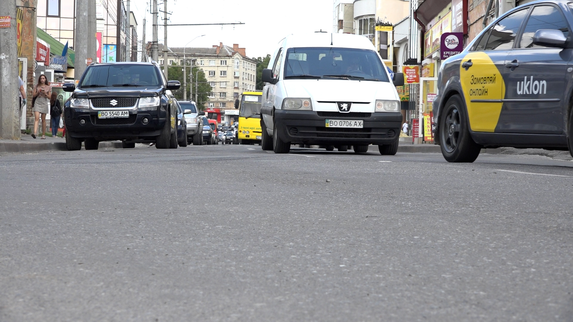 Увага об'їзд: вулицю Шептицького у Тернополі частково перекриють