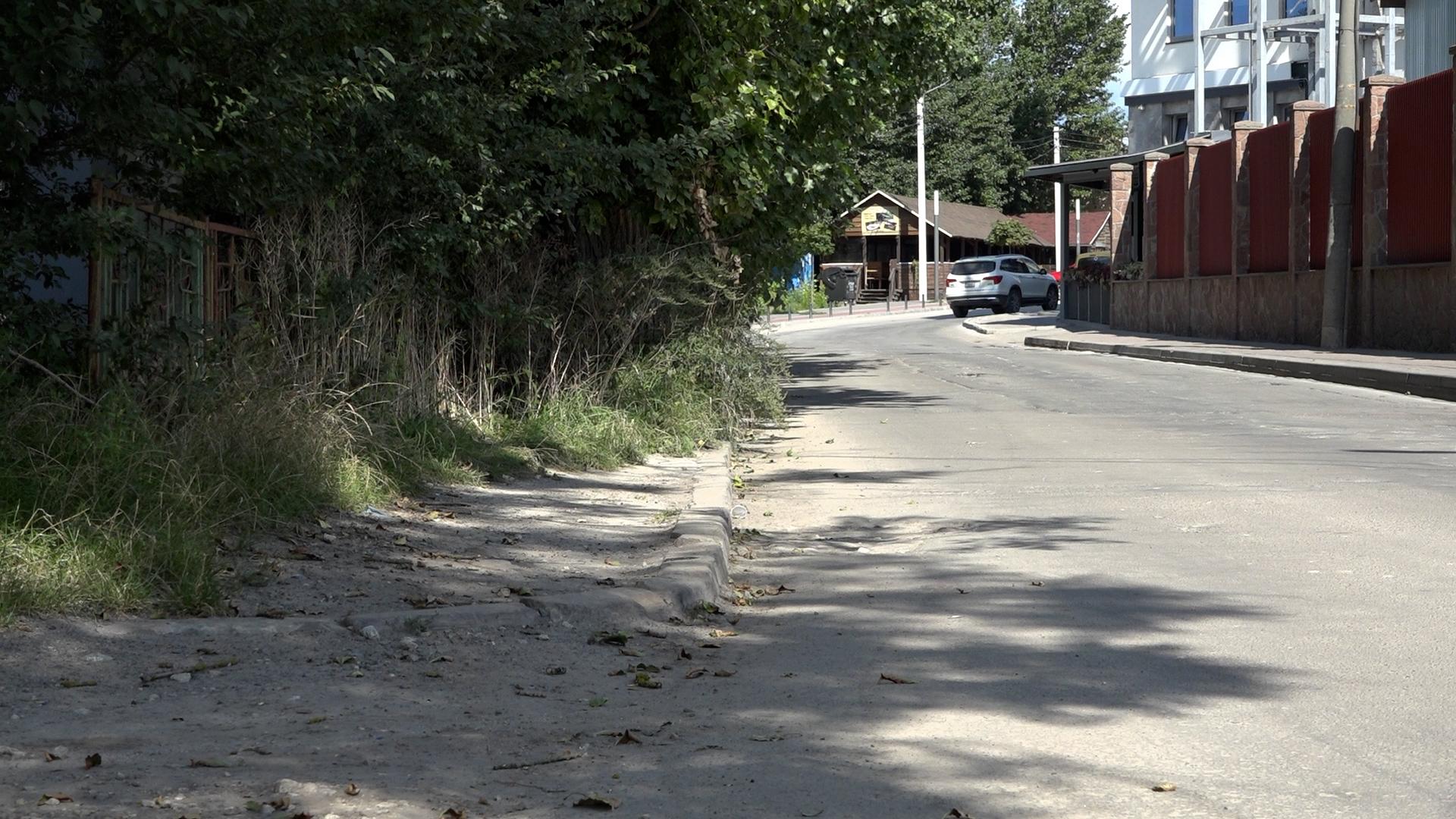 За понад 30 мільйонів відремонтують майже кілометр дороги на вул. Білецька у Тернополі
