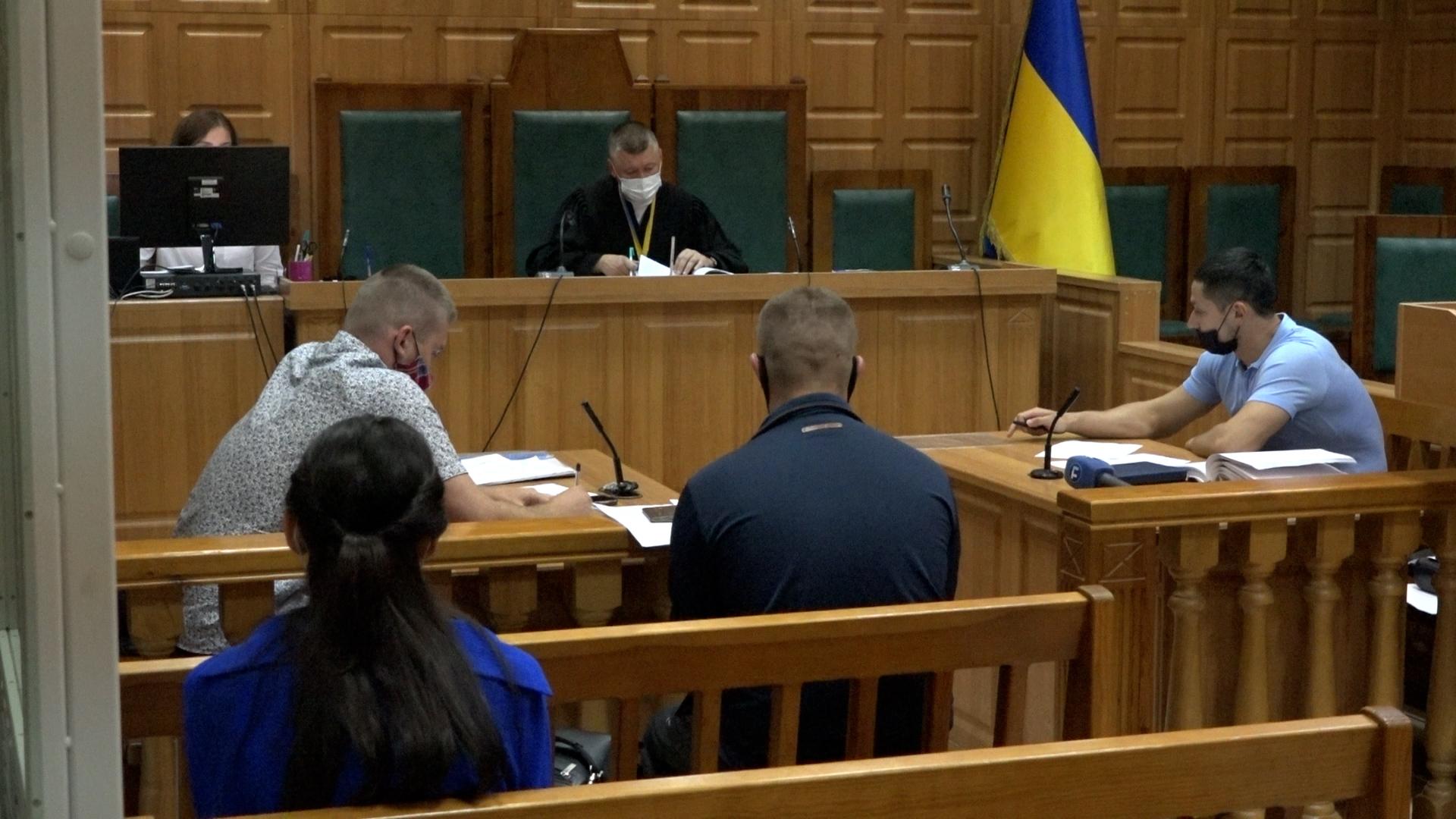 Триває судовий процес щодо водія, який п'яним збив хлопця на проспекті Злуки у Тернополі