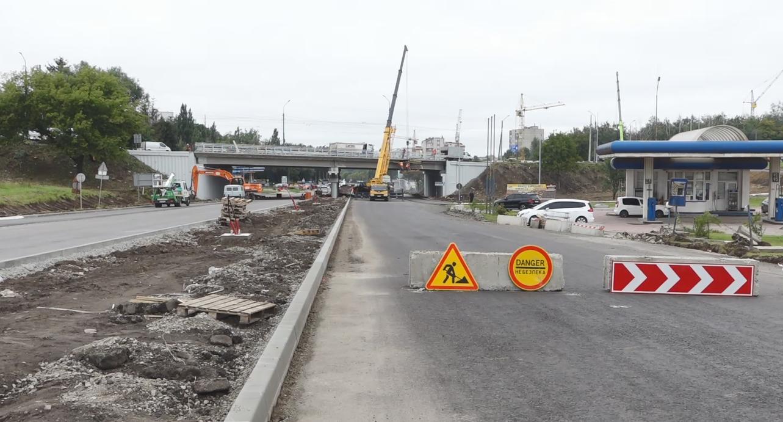 У Тернополі відкрили Микулинецький міст для автомобілів
