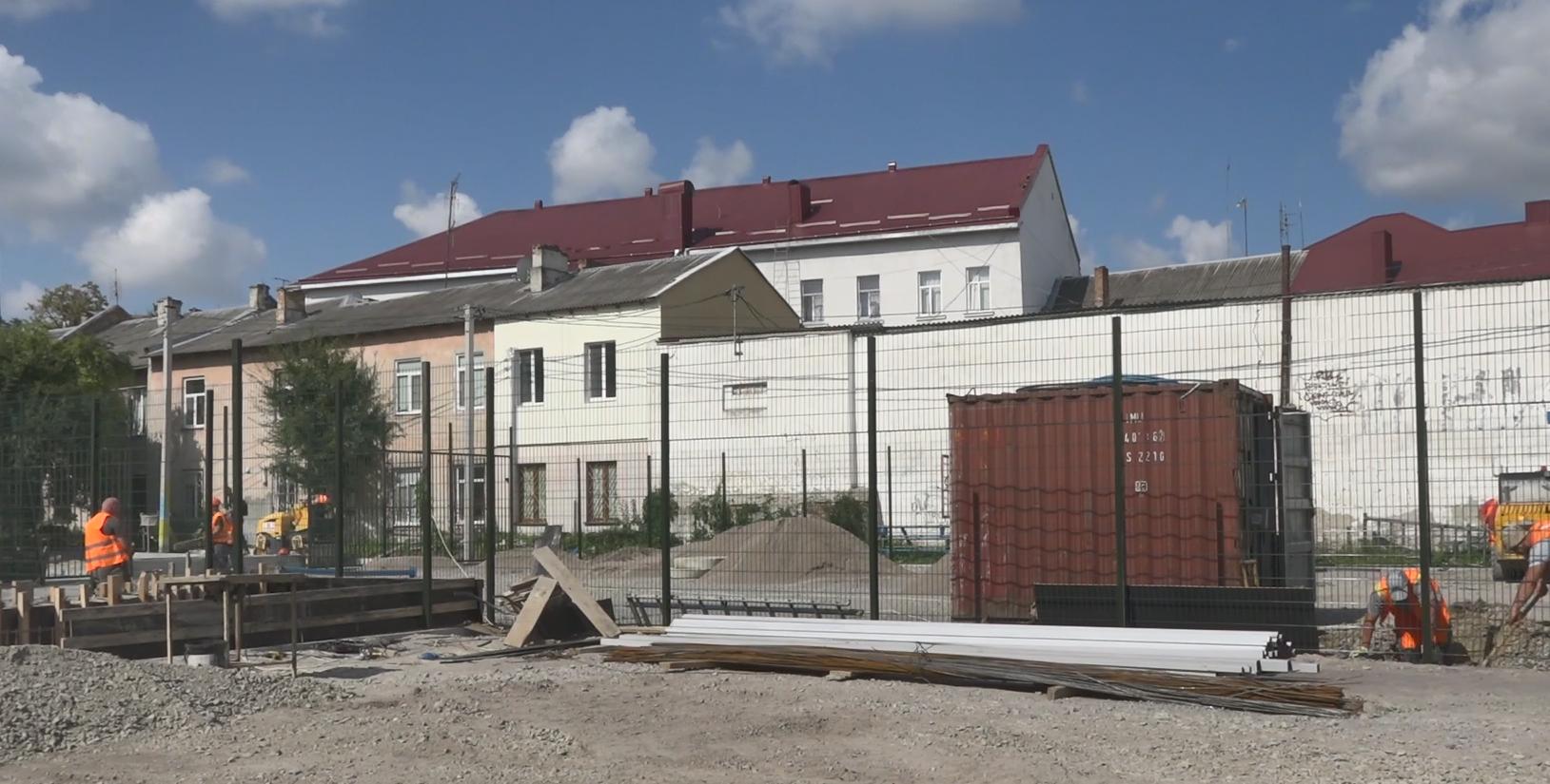 У Тернополі третя школа матиме мультифункціональний спортмайданчик