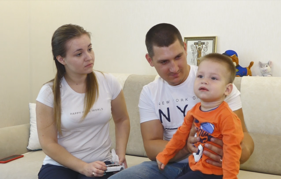 Тернополян просять зібрати кошти для порятунку Максимка Антонишина