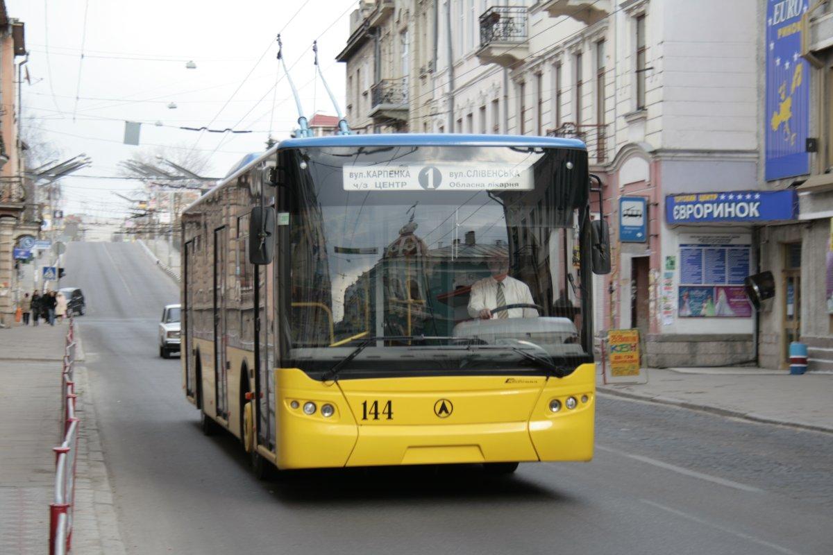 Оприлюднено термін дії єдиного квитка, який запровадять у громадському транспорті Тернополя