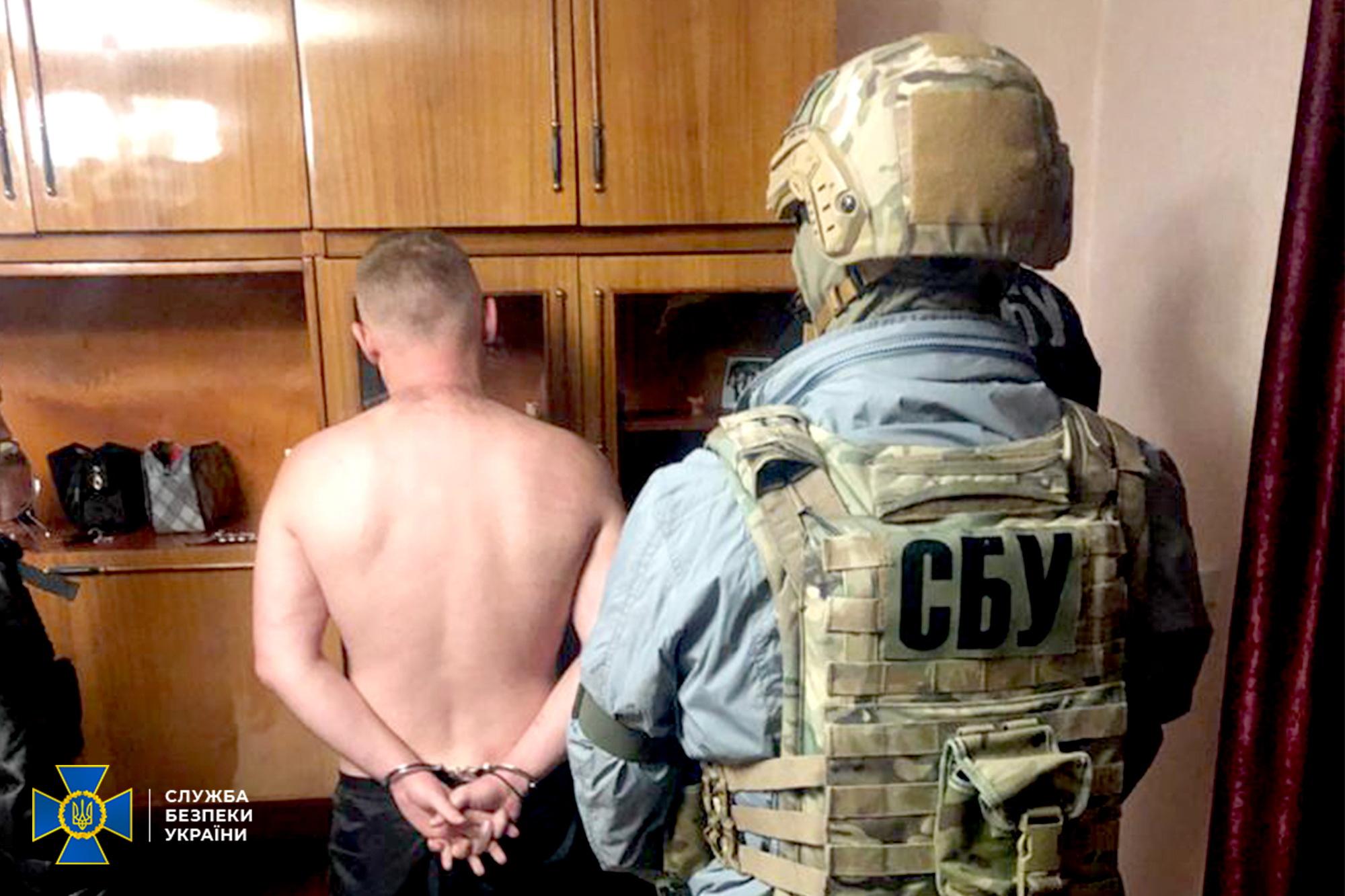 На Тернопільщині затримали російського кримінального авторитета