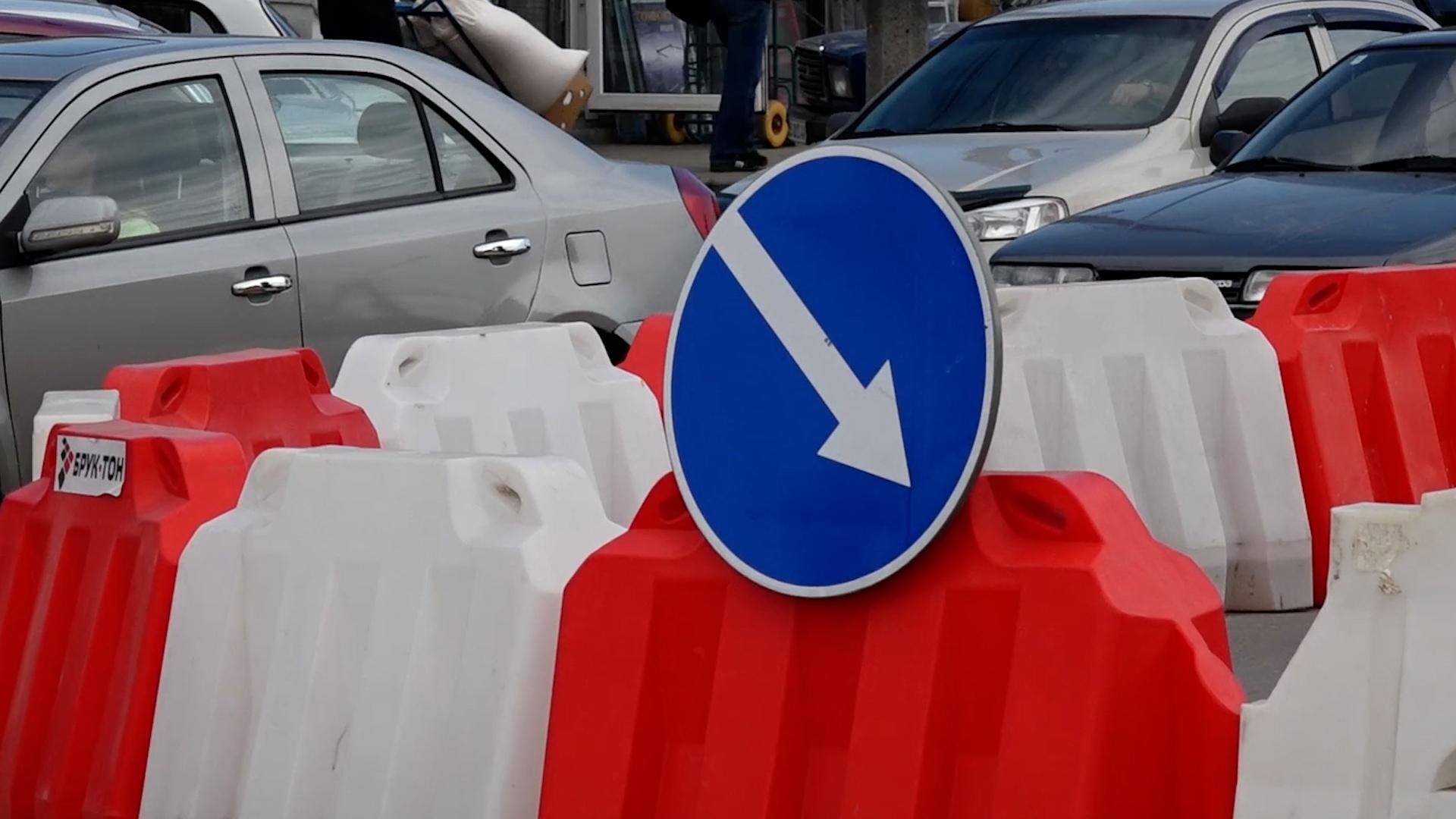 Постійне кільце облаштують на перетині кількох вулиць у Тернополі