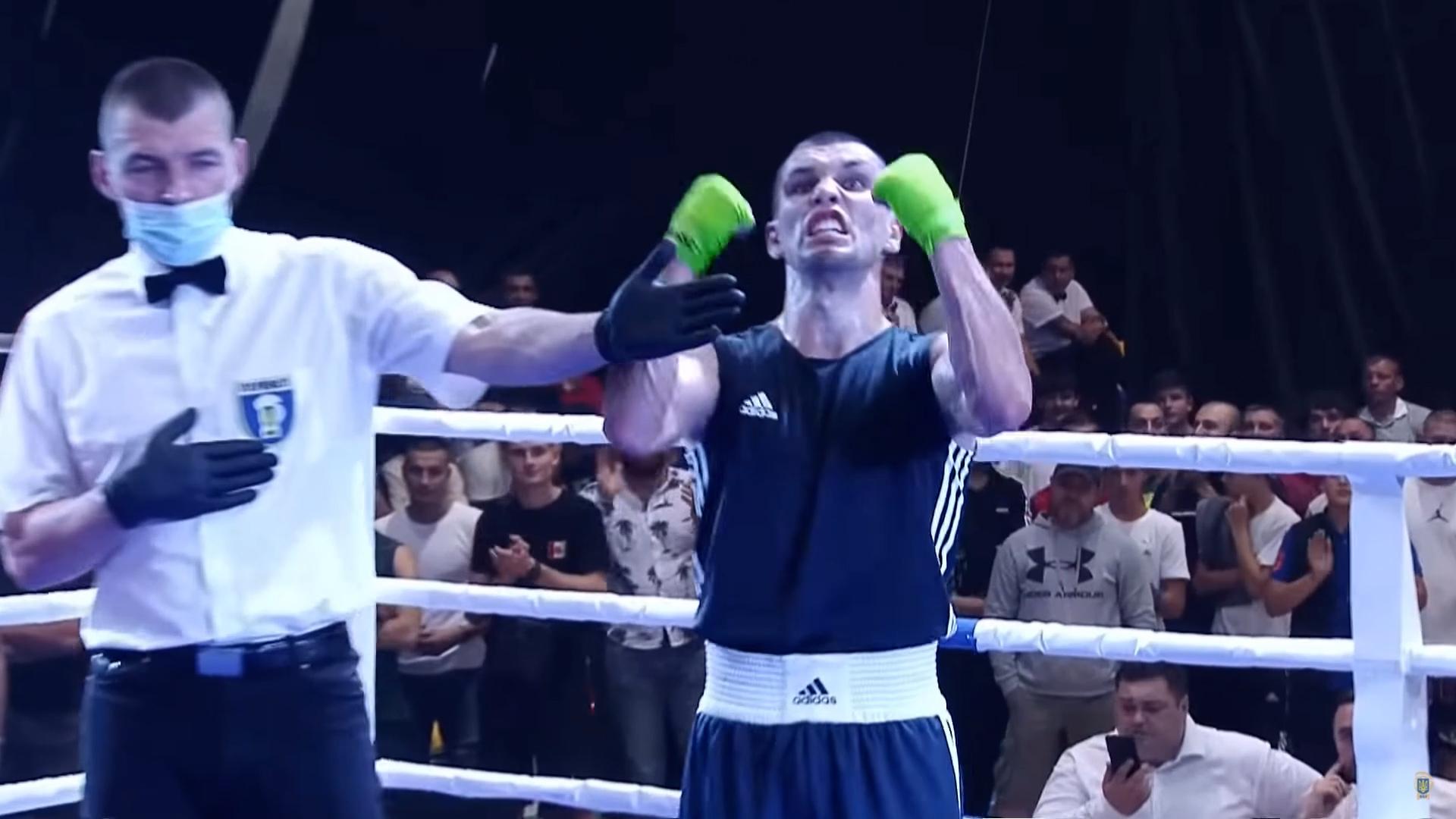 Як боксер з Тернопільщини виборов історичний для області титул і став чемпіоном України